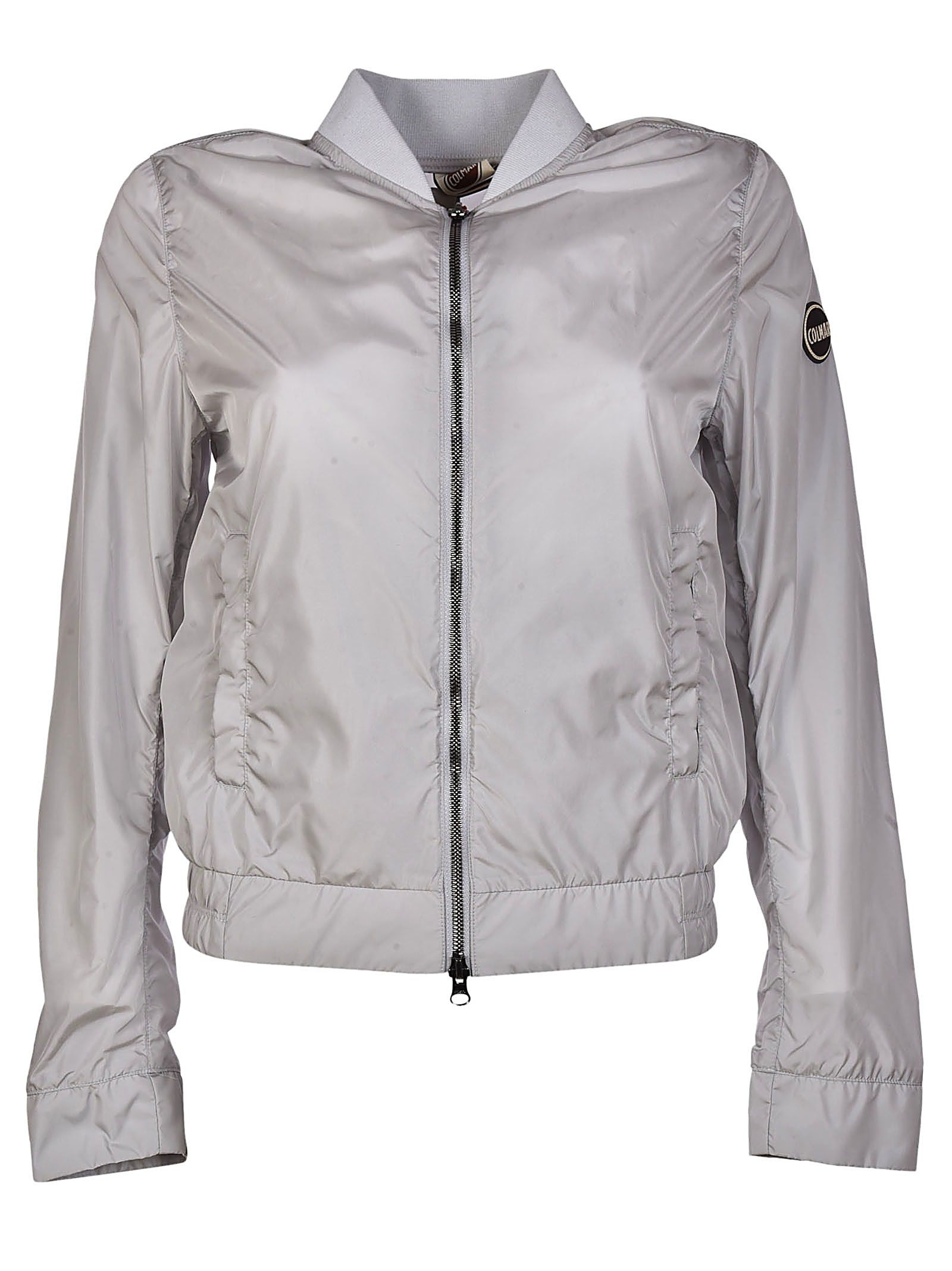 Colmar Sleeve Patched Bomber Jacket