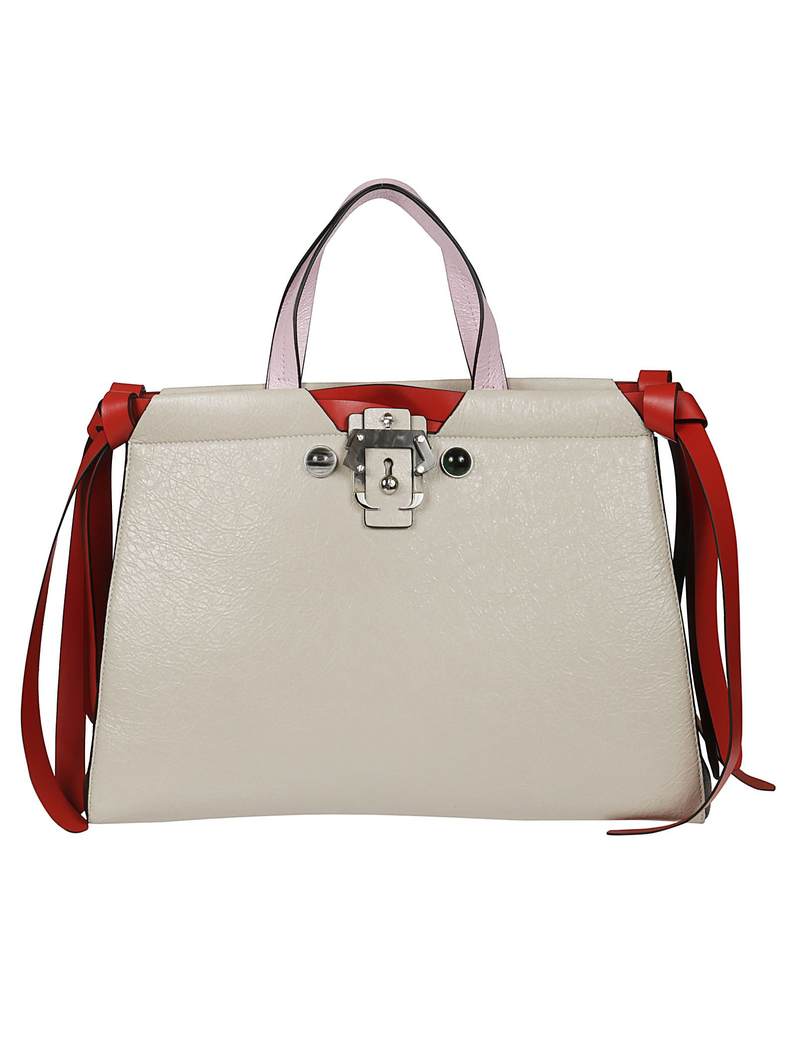 Paula Cademartori RACHEL CHIC CREASE SHOULDER BAG