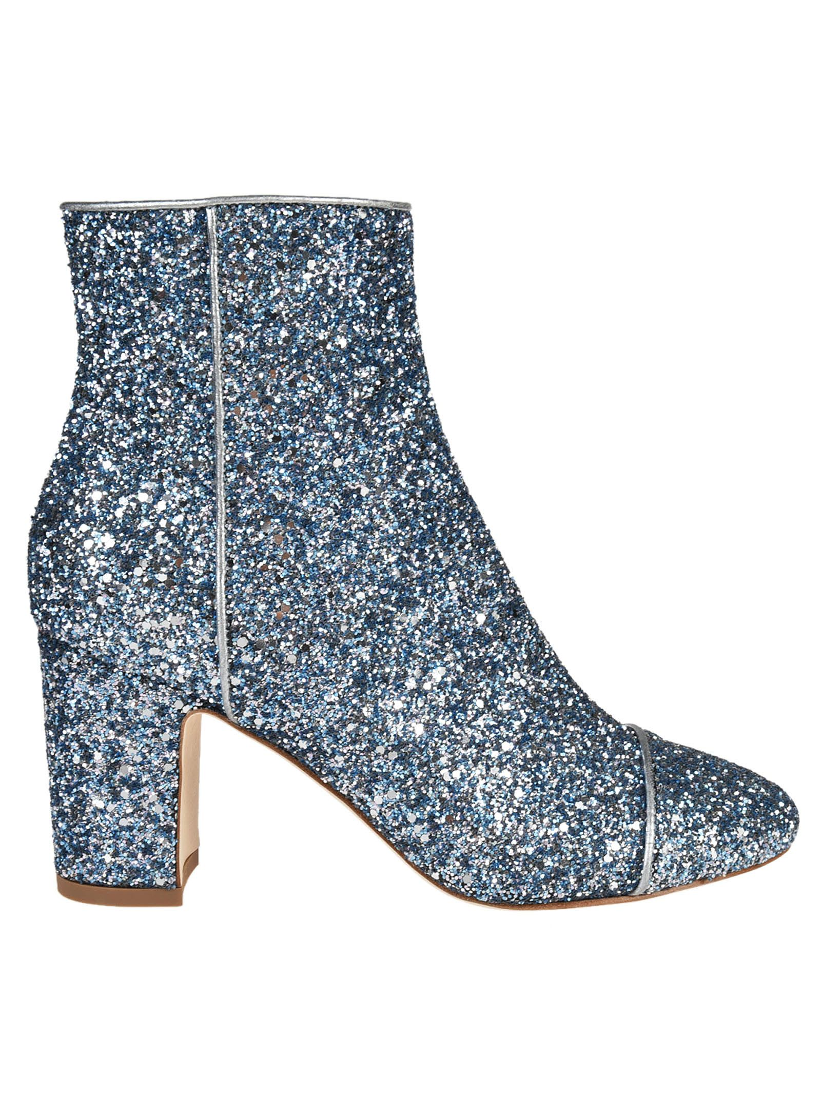 Polly Plume Ally Sparkling sequin boots Huge Surprise For Sale oH99DSE