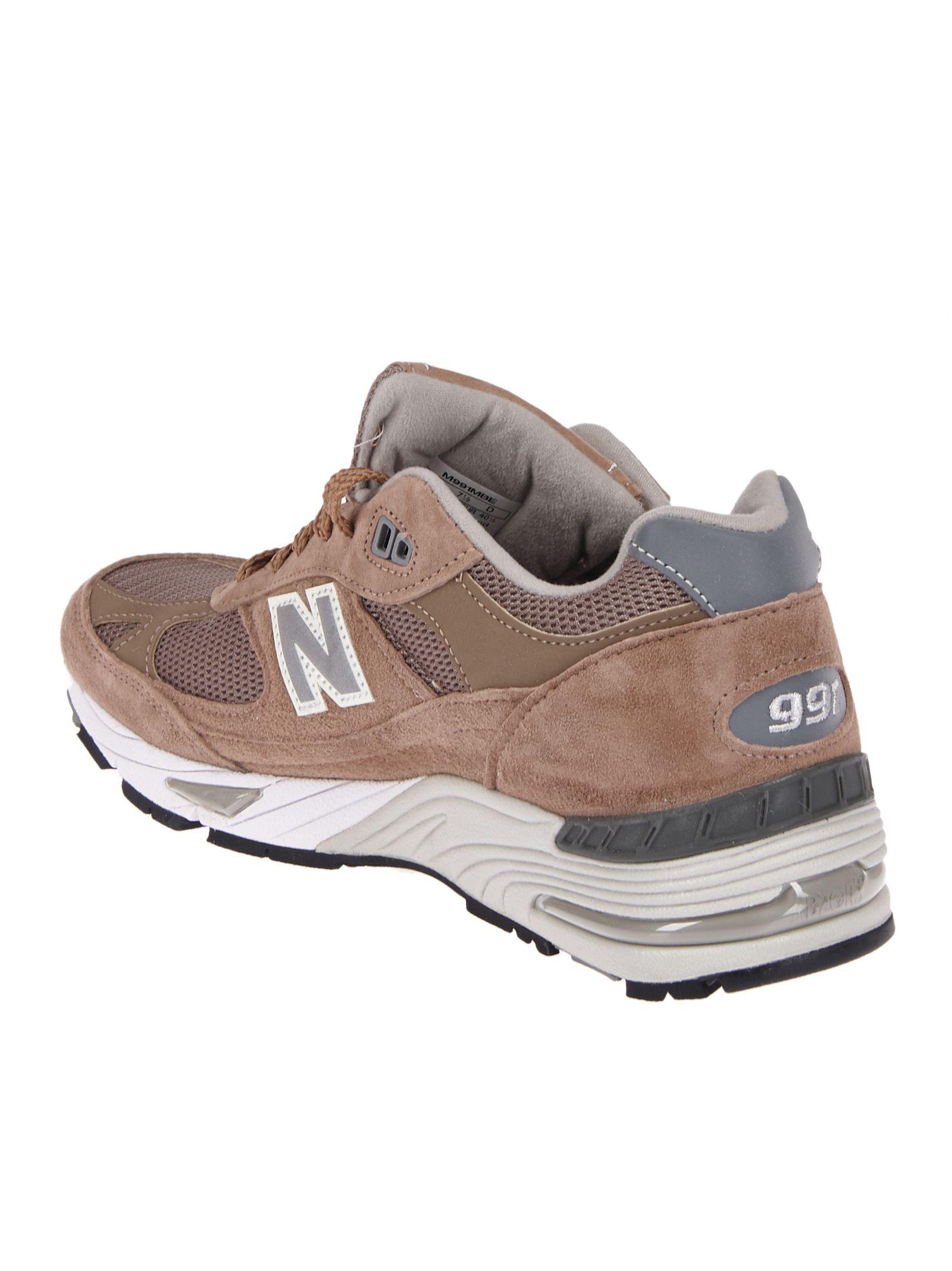 New Balance - New Balance Gartner Sports Sneakers - Beige, Men's ...
