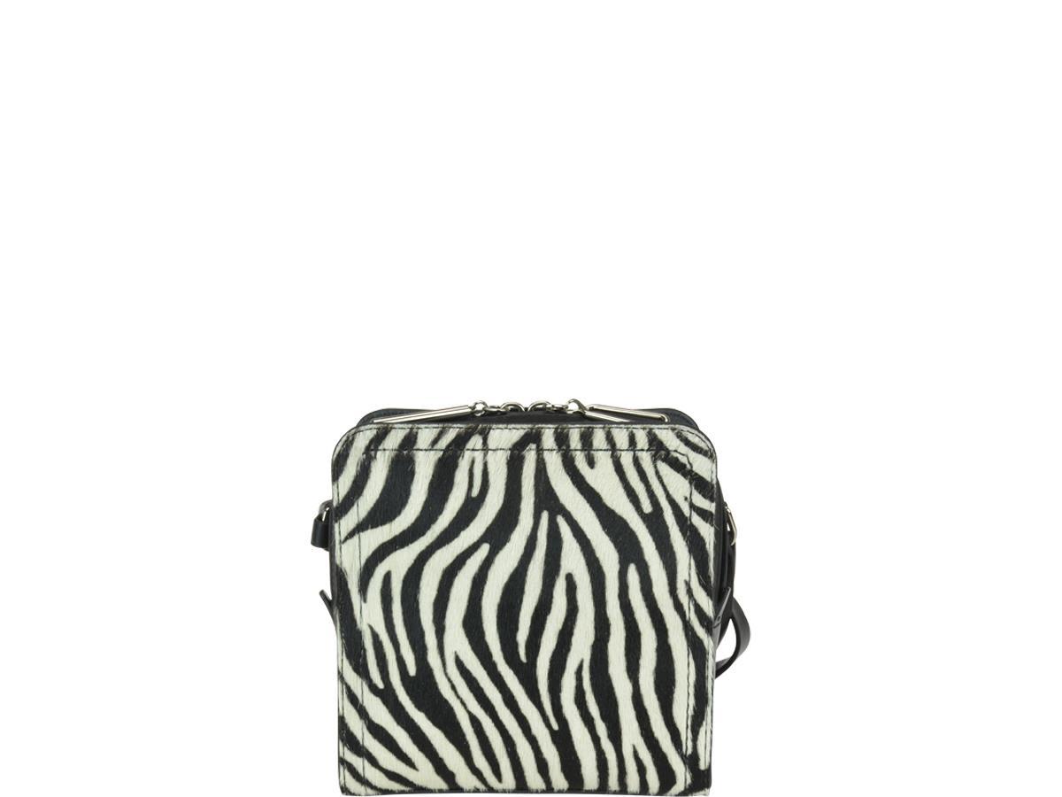 8c7743571783 3.1 Phillip Lim Hudson Square Mini Crossbody Bag In Black White ...