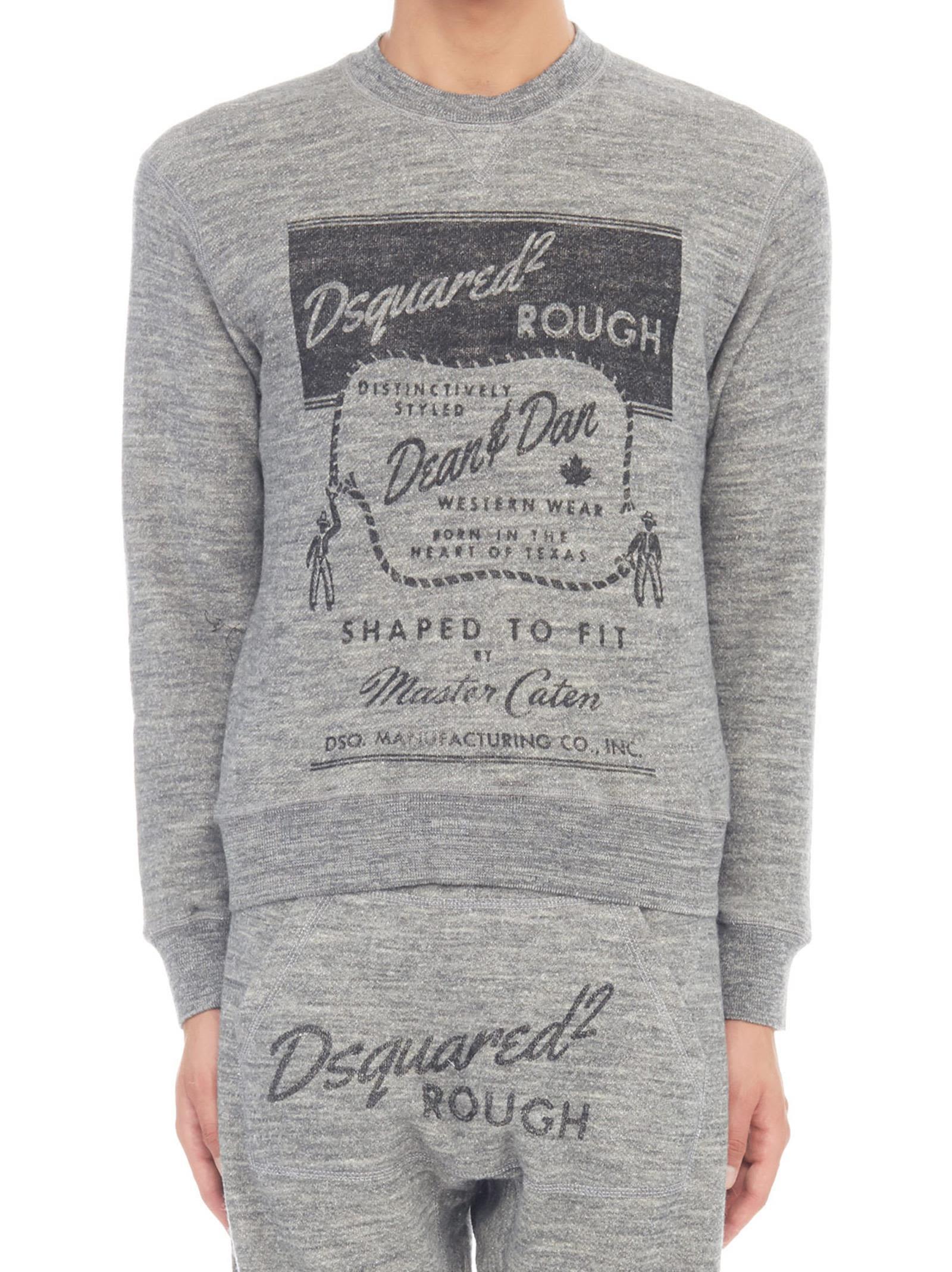 Dsquared2 'rough' Sweatshirt