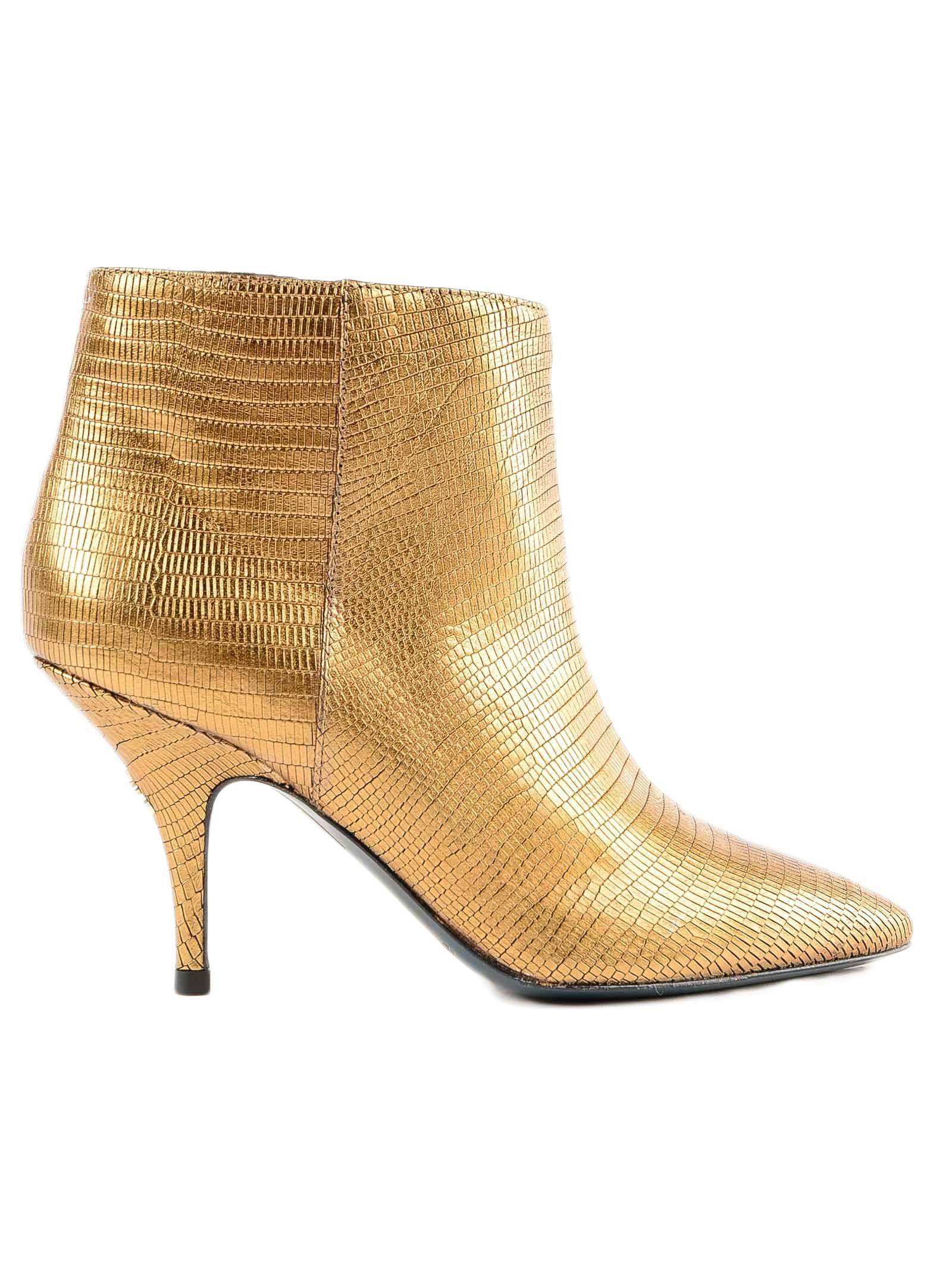 Patrizia Pepe Pointed Toe Boots