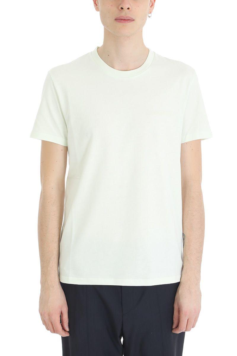 Stella McCartney Intoxication Green Fluorescent Cotton T-shirt