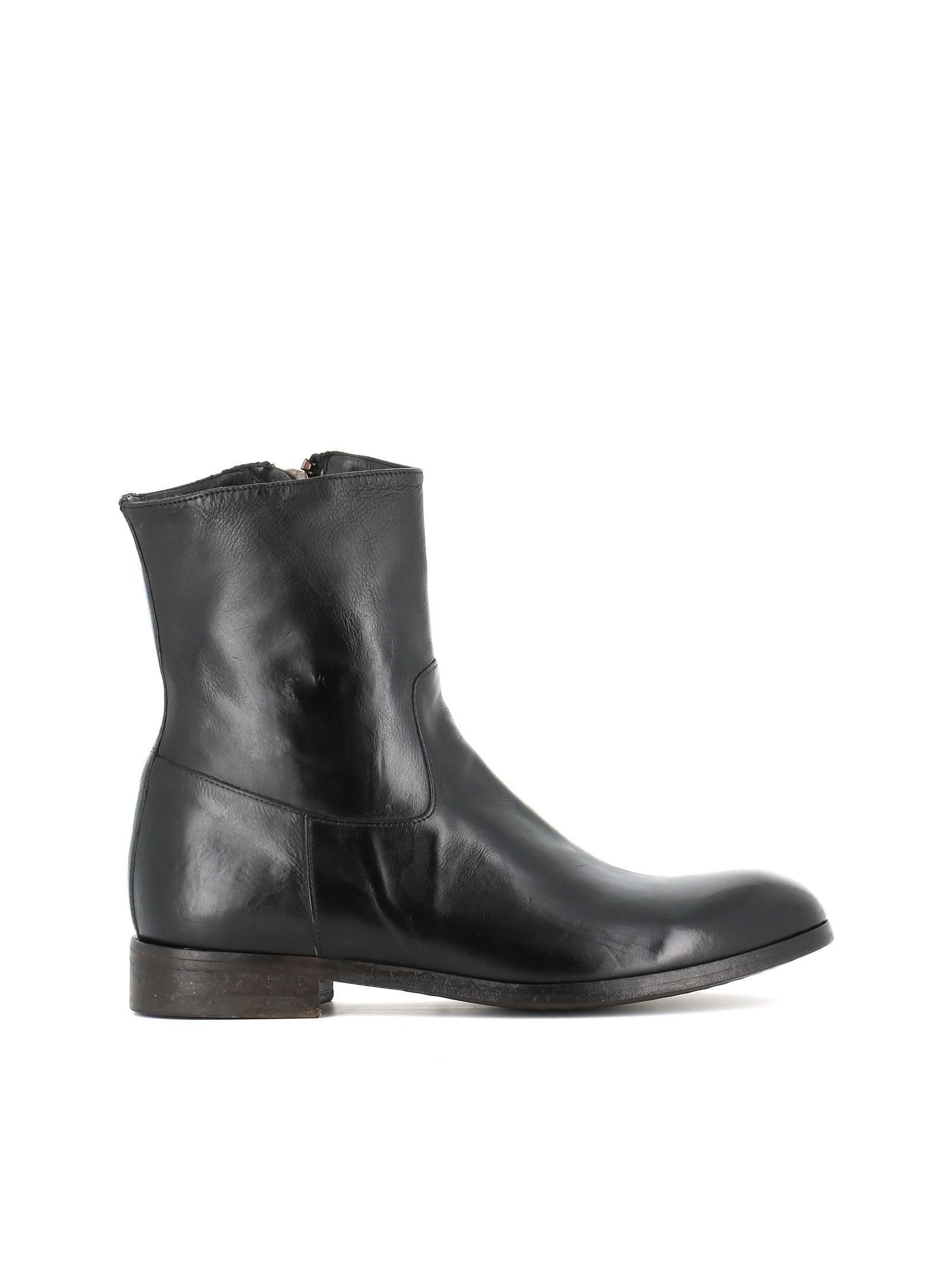 "STURLINI Ankle Boots ""Ar-8903"" in Black"