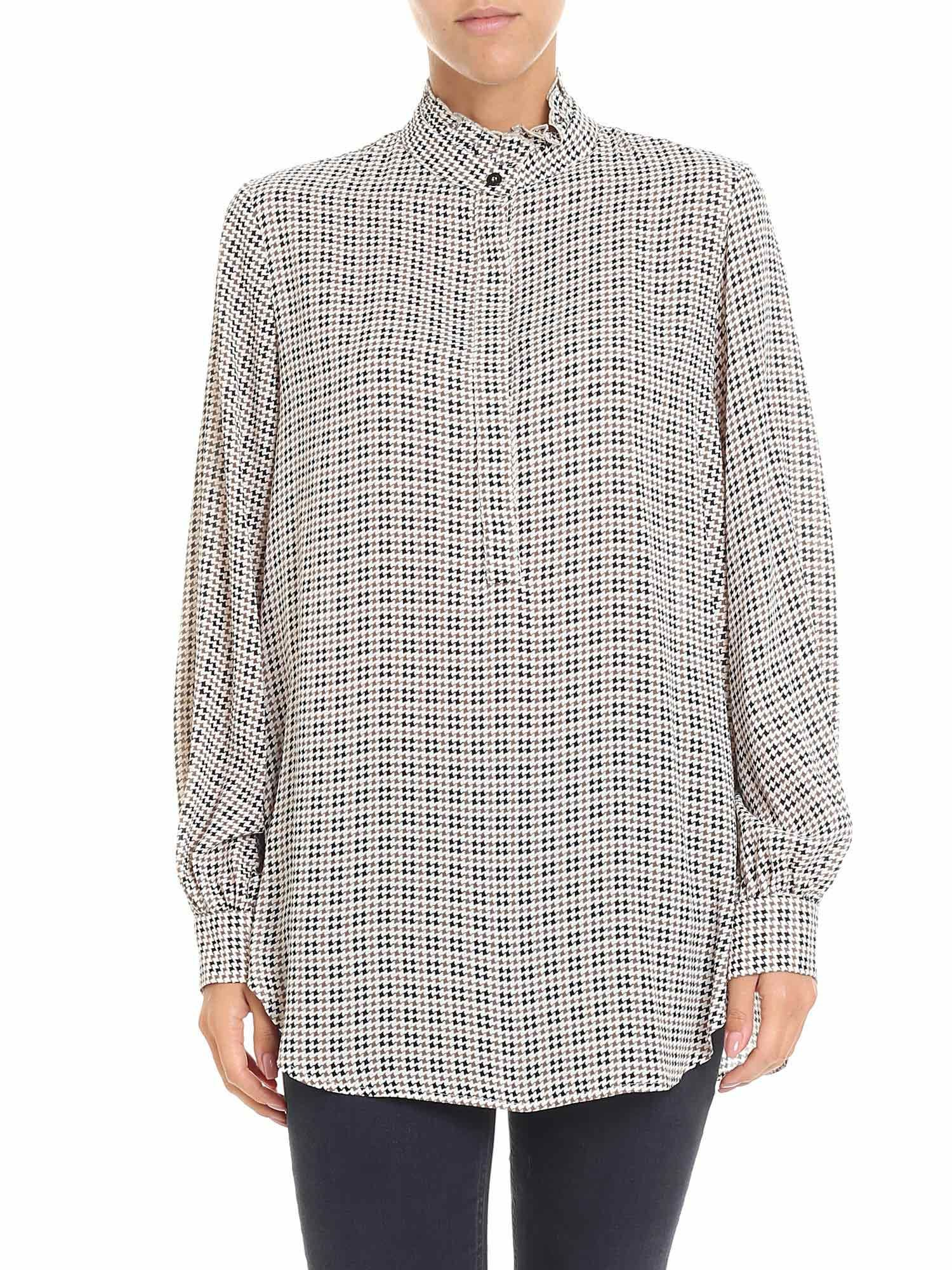ALTEA Patterned Shirt in Multicolor
