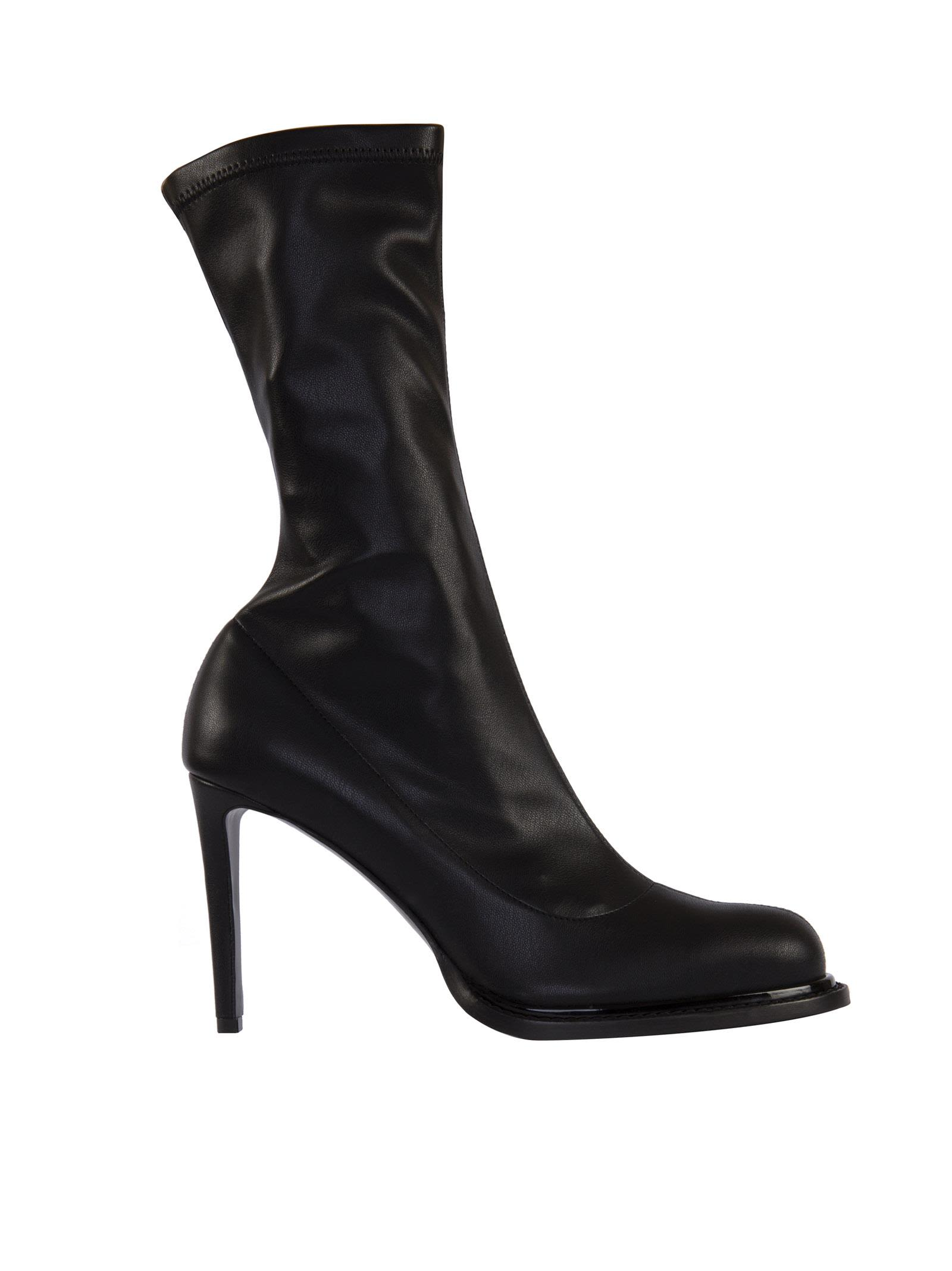 Stella Mccartney Palmer Booties In Alter Nappa