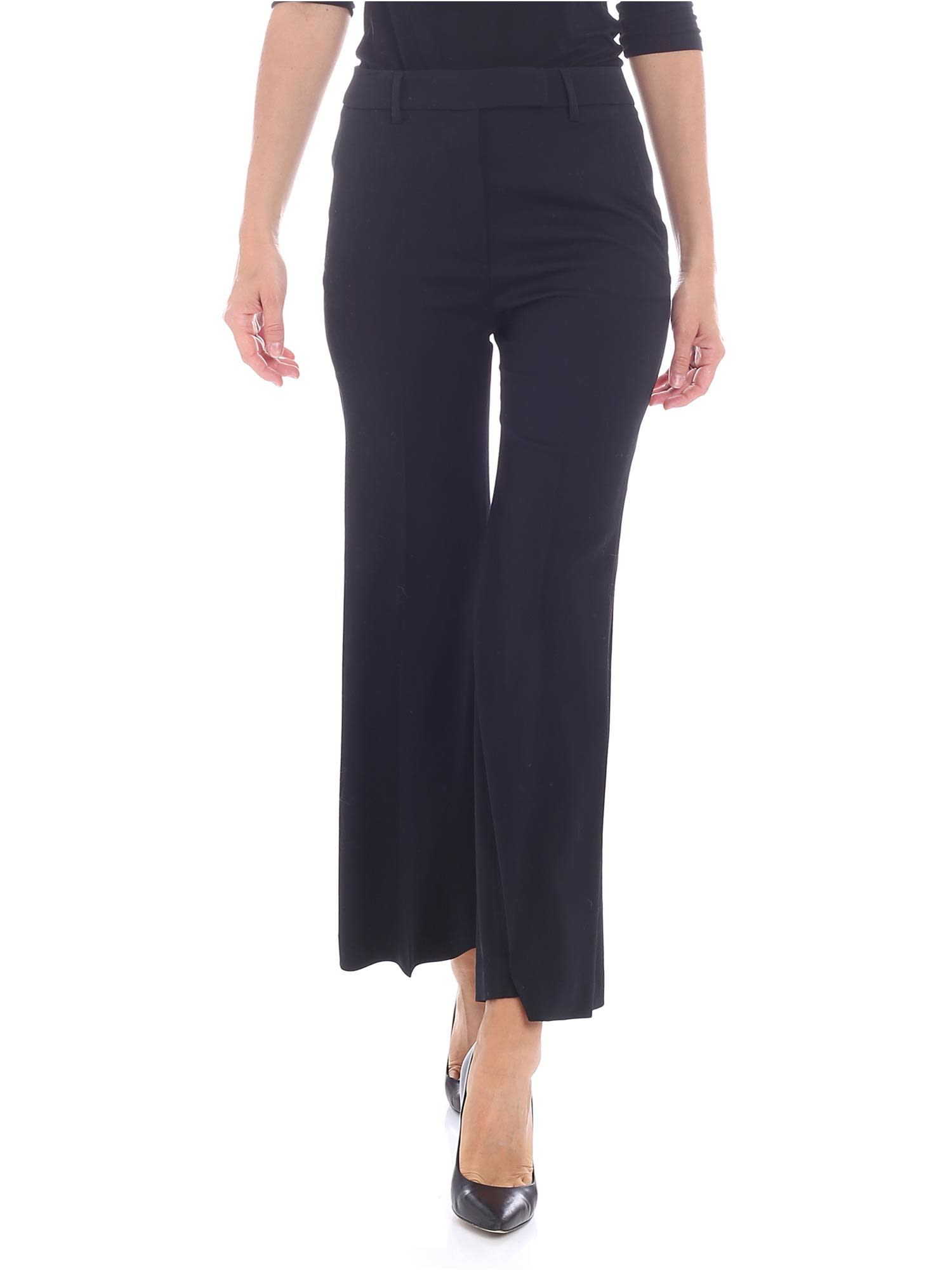 TRUE ROYAL - Nadine Trousers in Black
