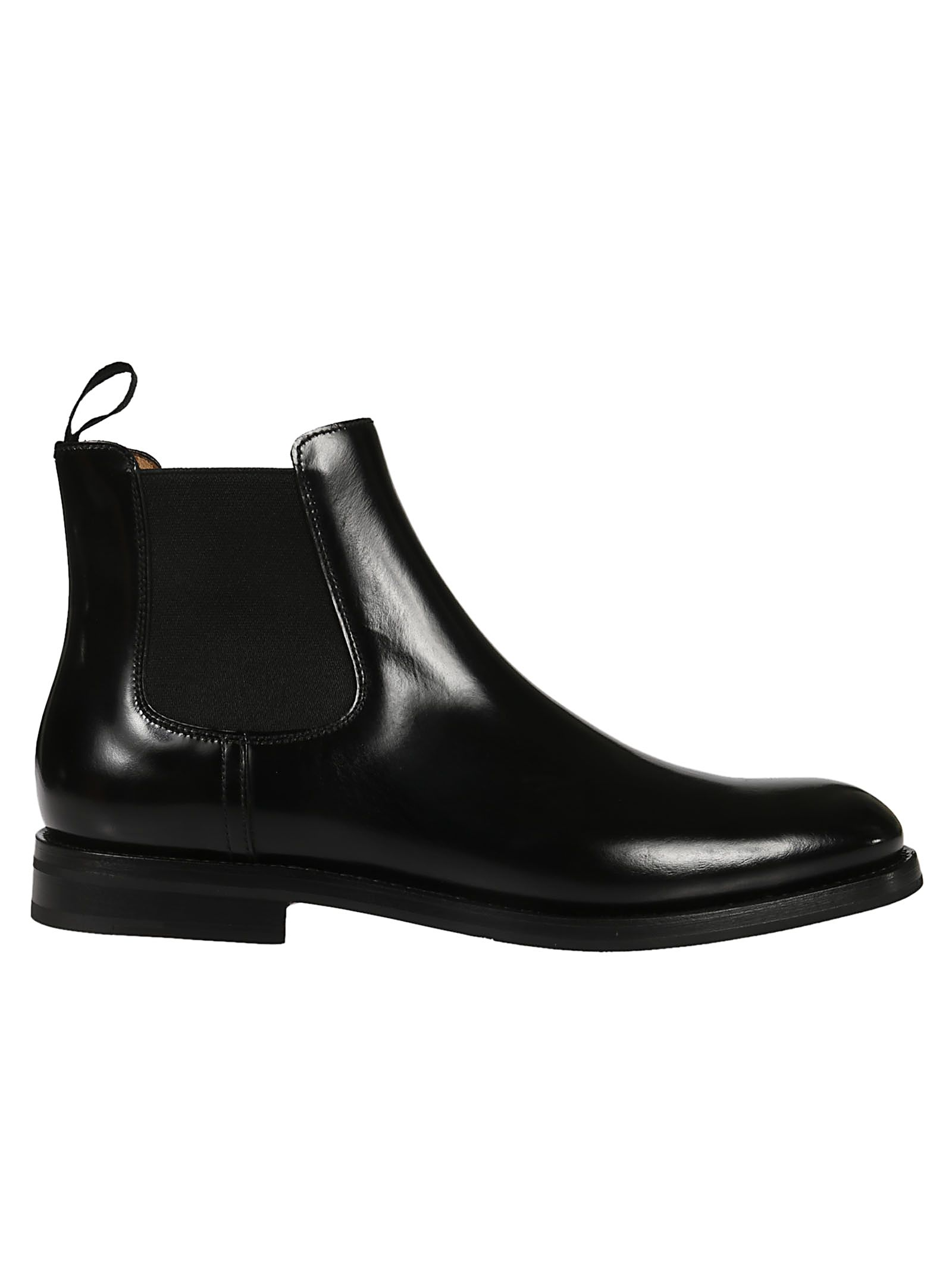 ELASTICATED SIDE BAND BOOTS