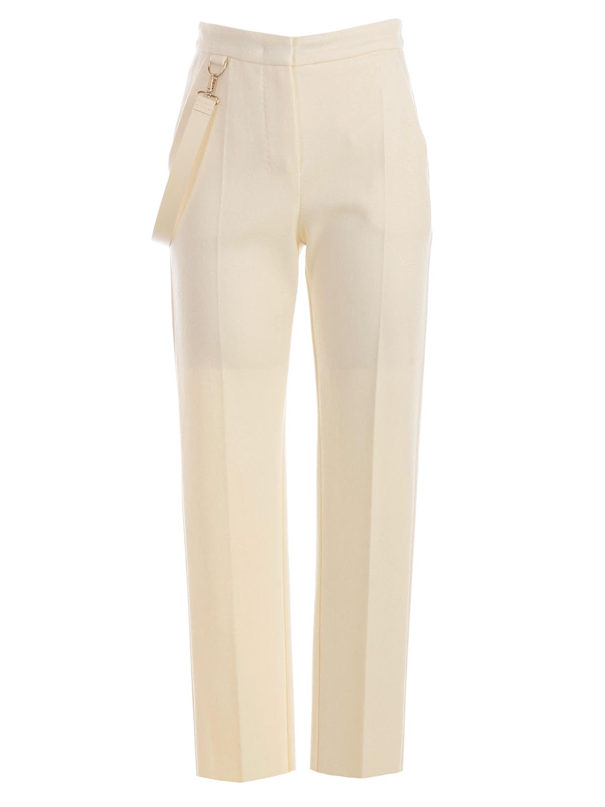 HIGH WAISTED TROUSERS from Italist.com