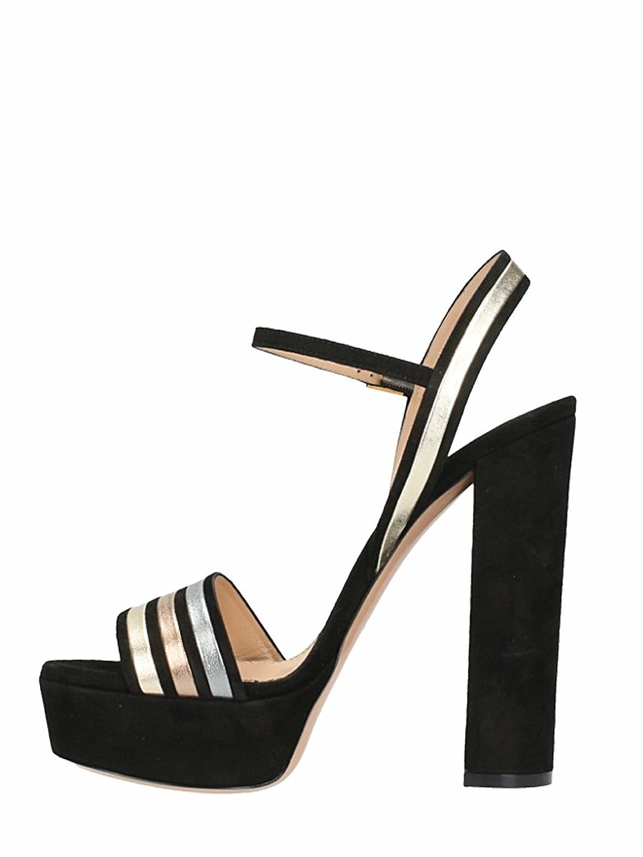 LERRE Plateau Suede Sandals Outlet Low Price Fee Shipping Free Shipping Cheap wbdNy6