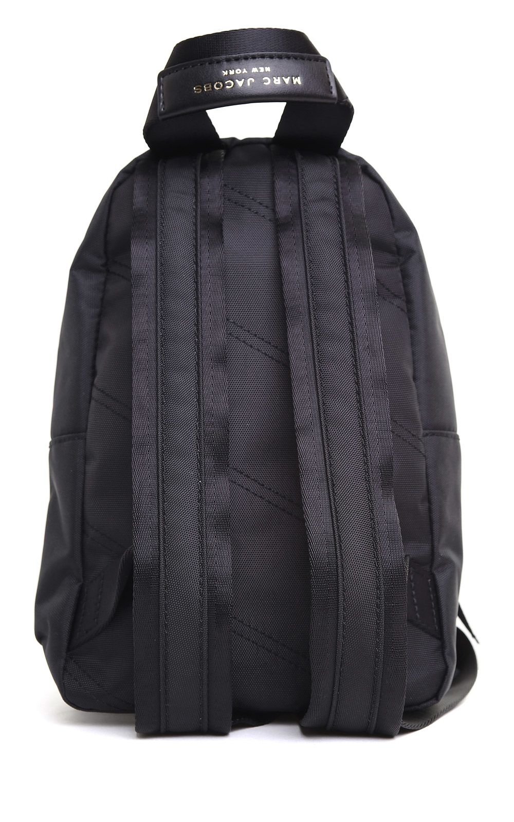 Track Pack Mini leather-trimmed nylon backpack Marc Jacobs