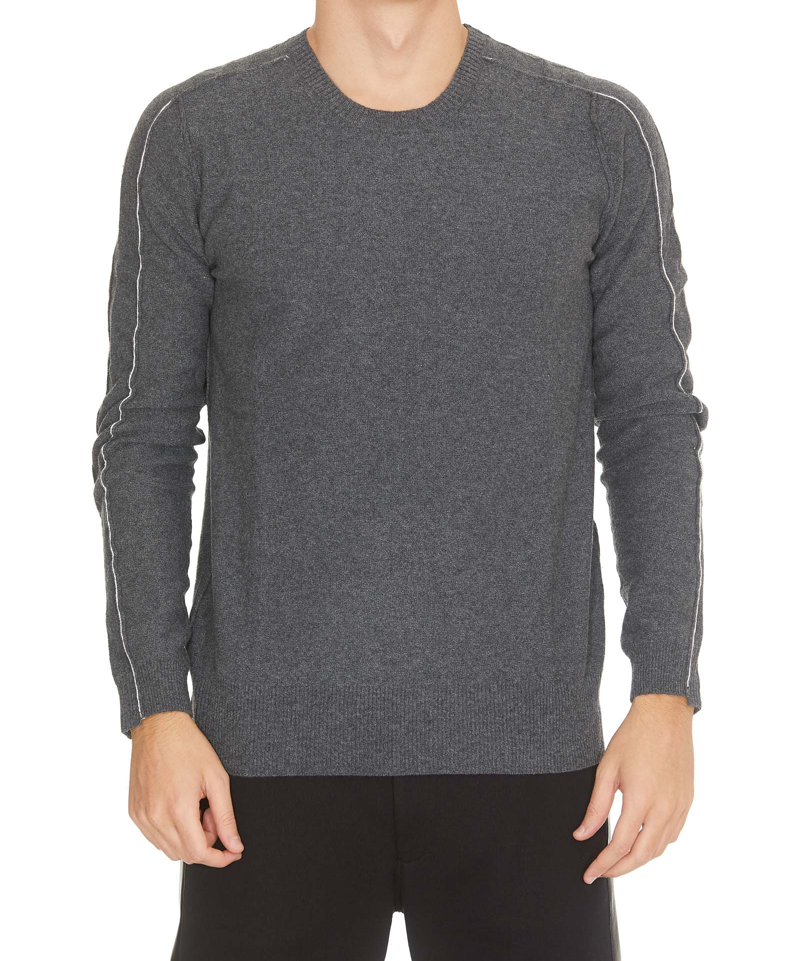 HŌSIO Sweater in Grey