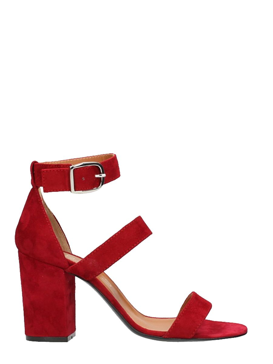 Via Roma Suede Sandals Huge Surprise JcThP