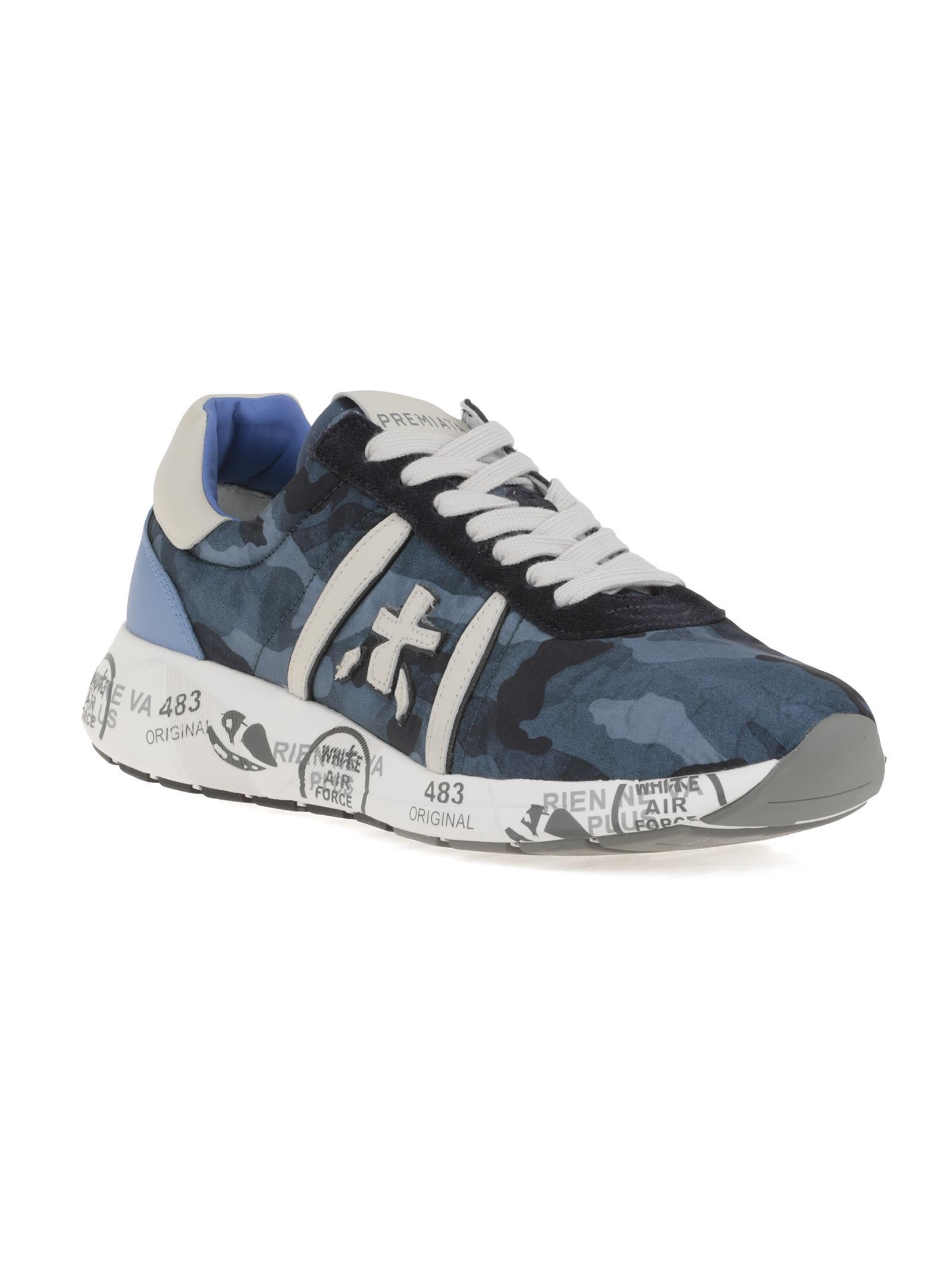 Mattew sneakers - Blue Premiata JEK73fMnBt