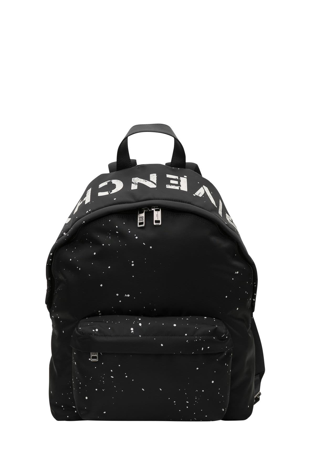 GIVENCHY STENCIL NYLON BACKPACK