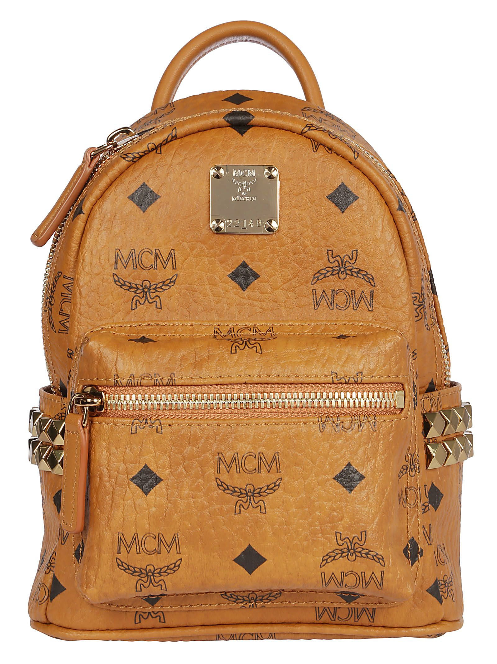 Xmini Stark Backpack, Cognac