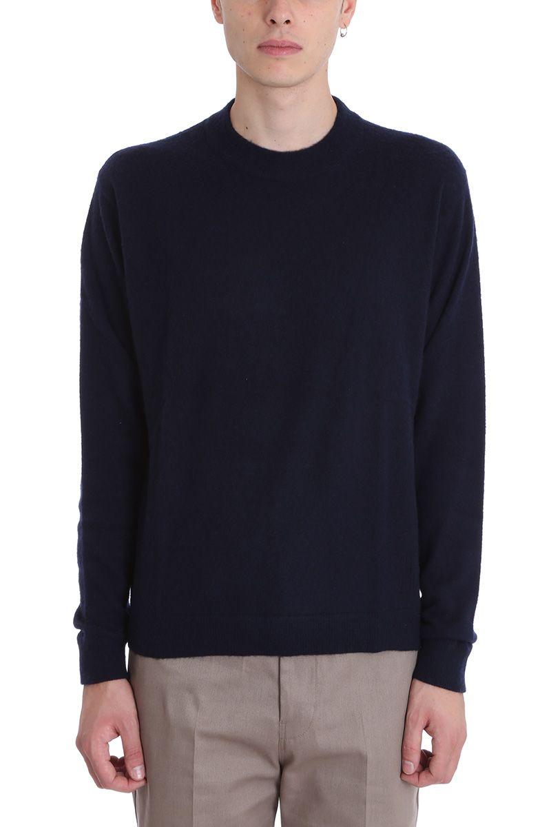 Golden Goose Blue Wool Sweater