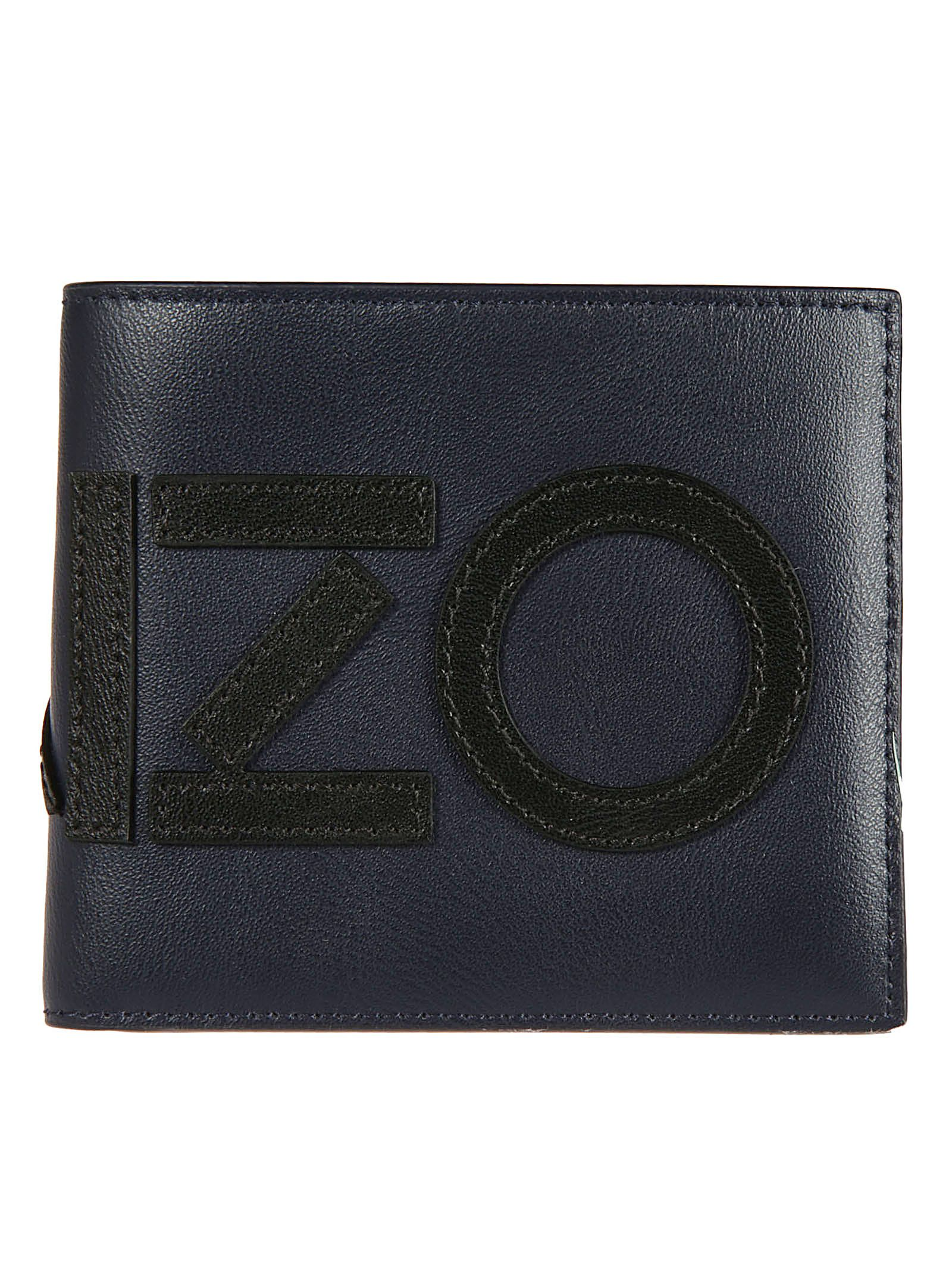 Logo Billfold Wallet, Green