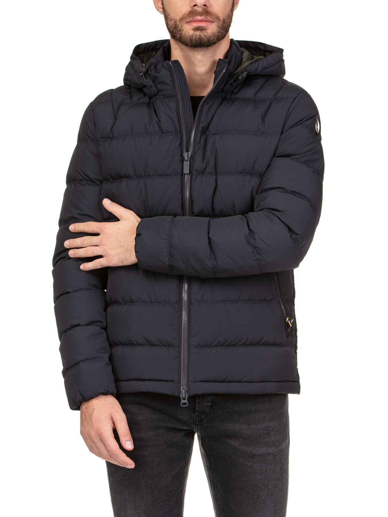 CIESSE Cooper 3014 Family Down Jacket in Blue