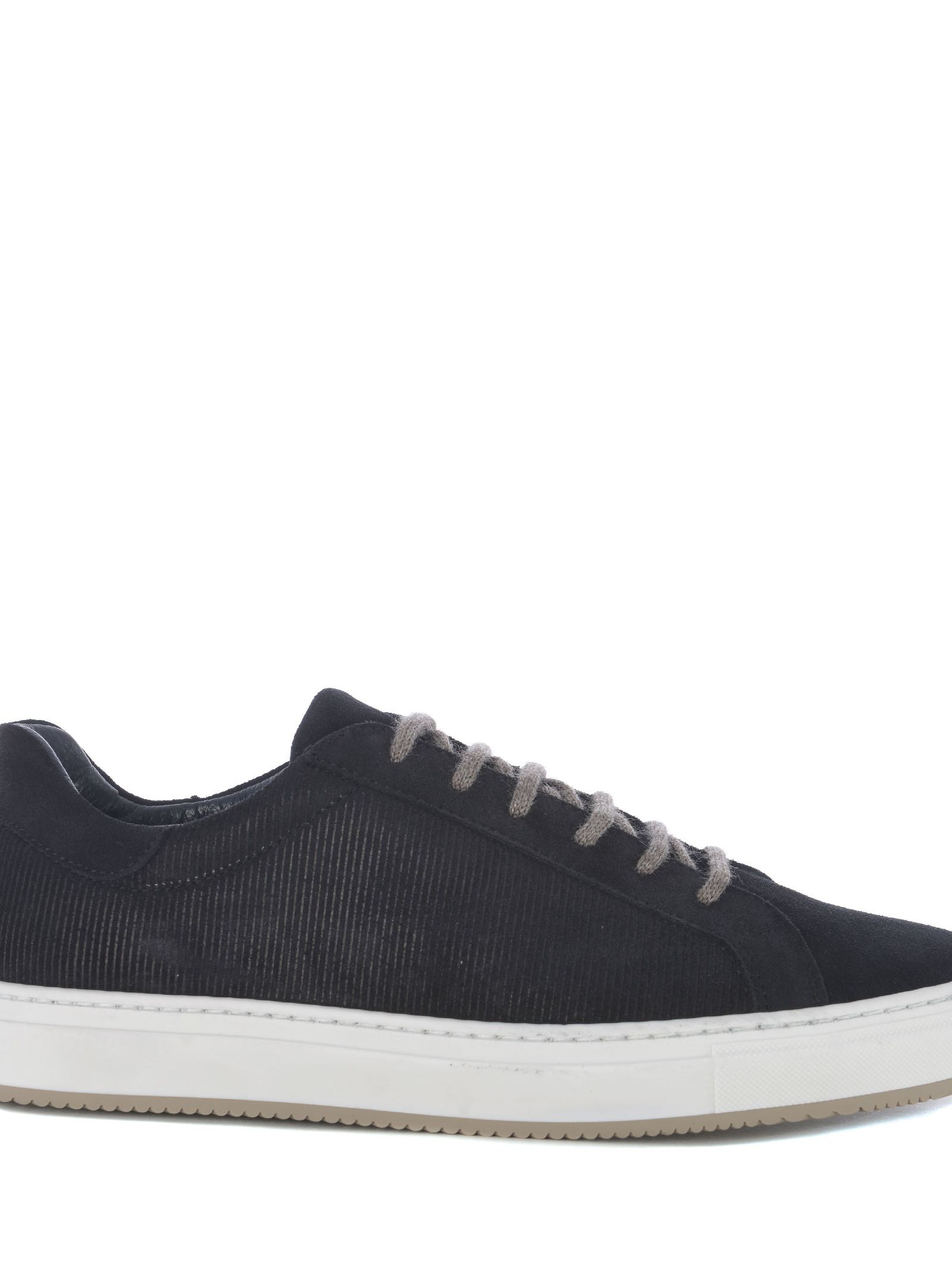 ANDREA ZORI Classic Sneakers in Blu Notte