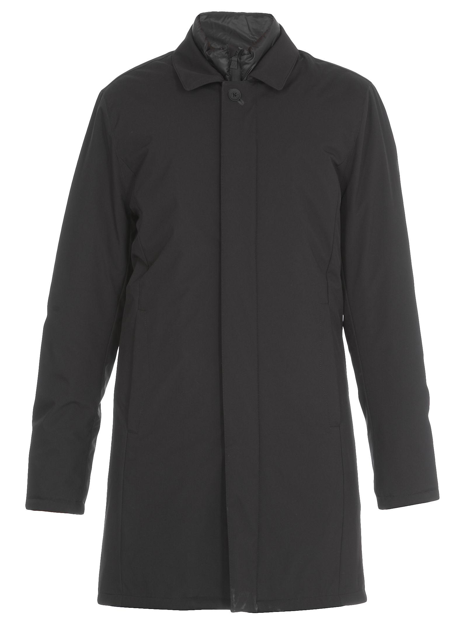 PEOPLE OF SHIBUYA Kai Coat in Black