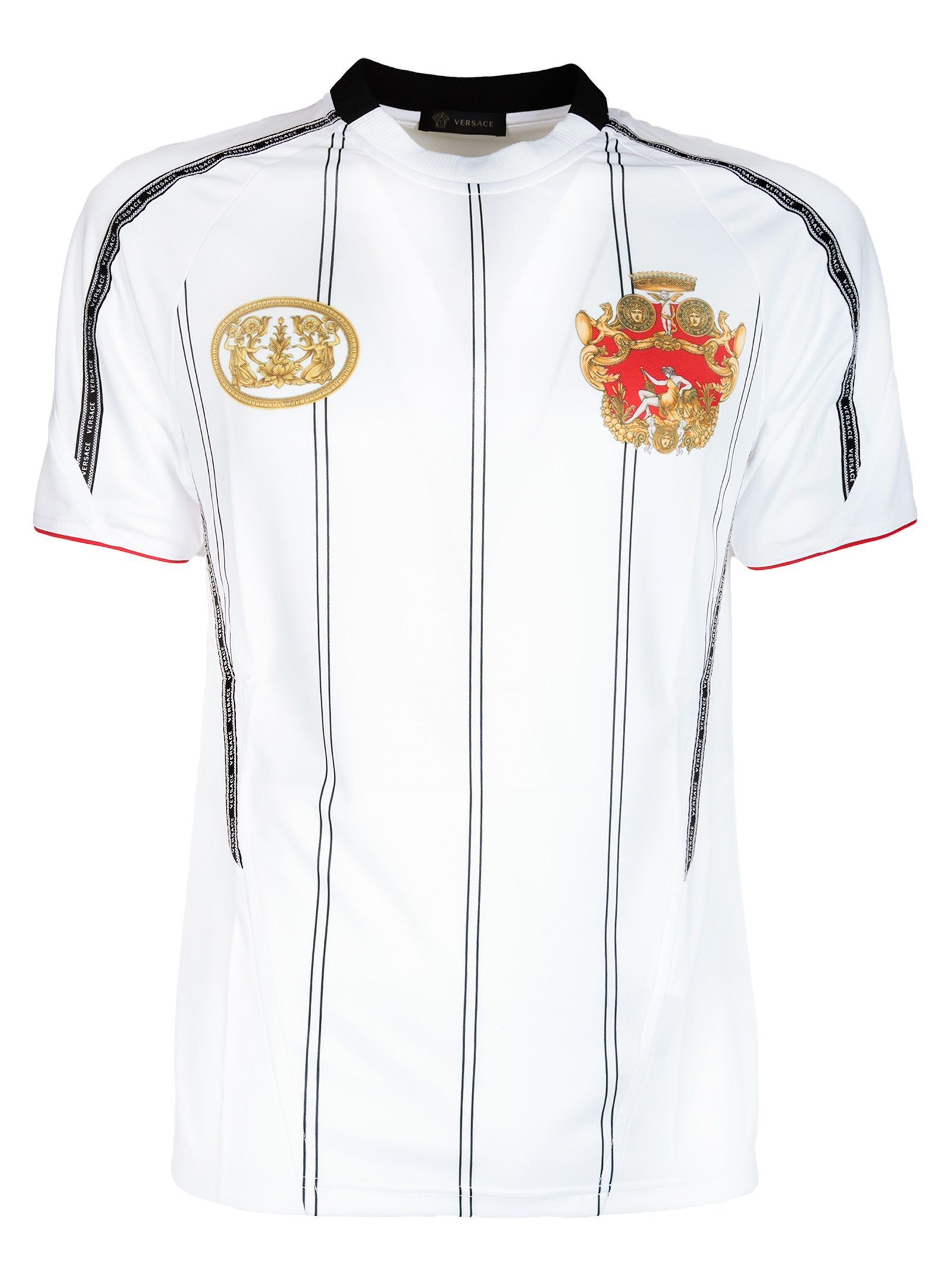 Versace Men Football T-shirt
