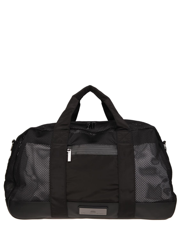 Yoga Bag Shoulder Bag in Black
