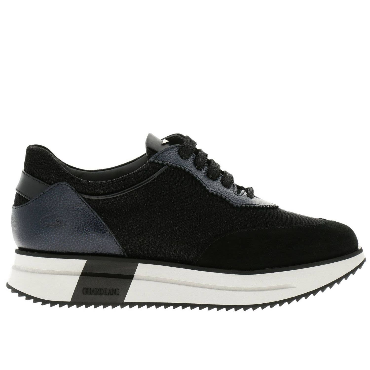 ALBERTO GUARDIANI Guardiani Sneakers Shoes Women Guardiani in Black
