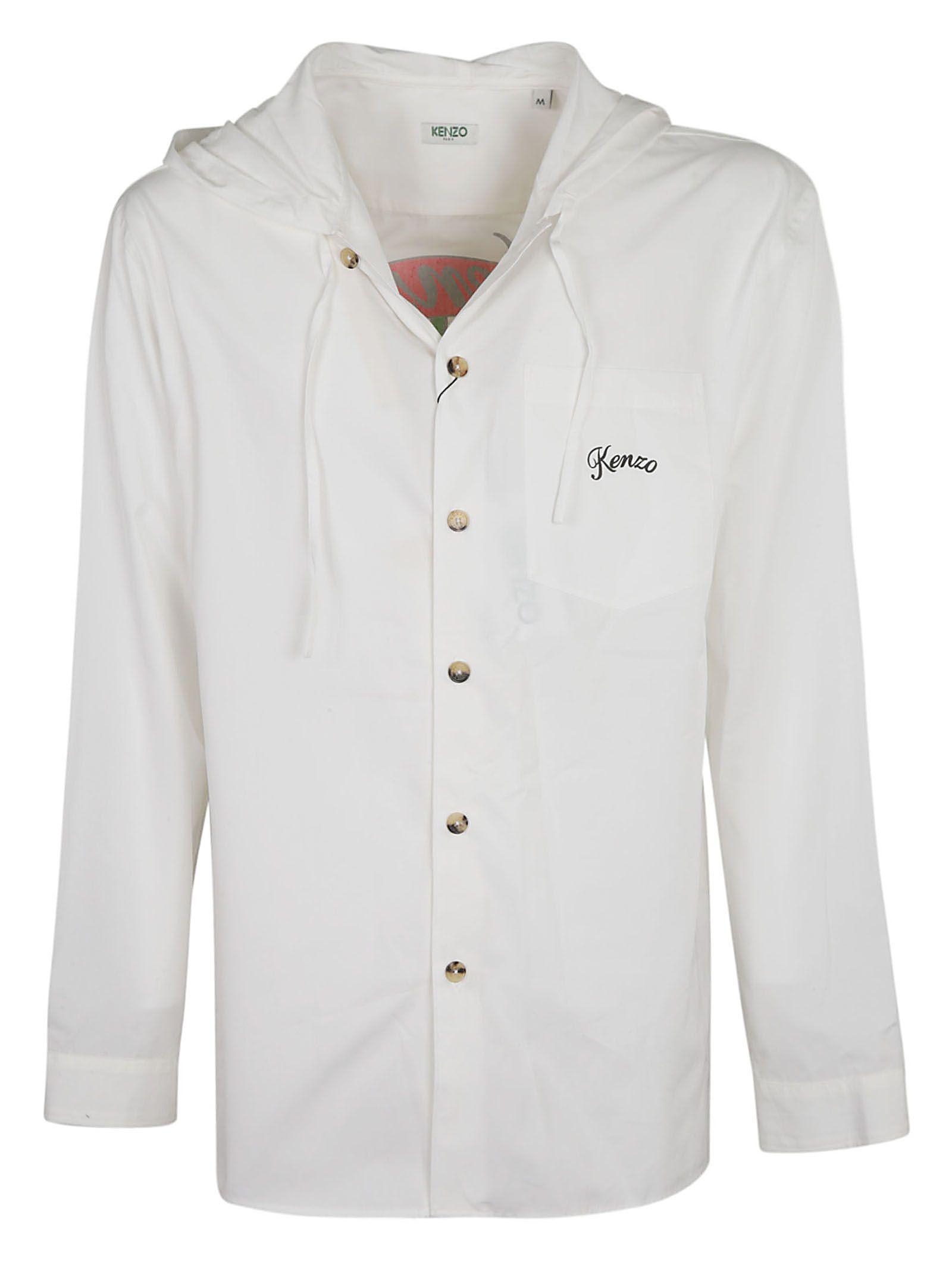 Kenzo Hooded Shirt