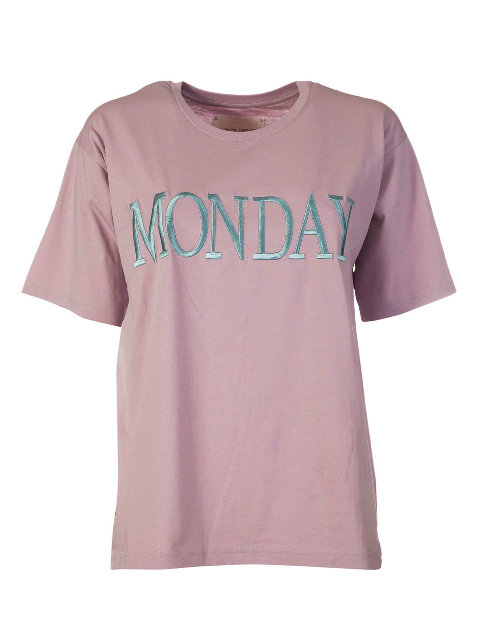 Monday T-shirt Alberta Ferretti Original To786fuL