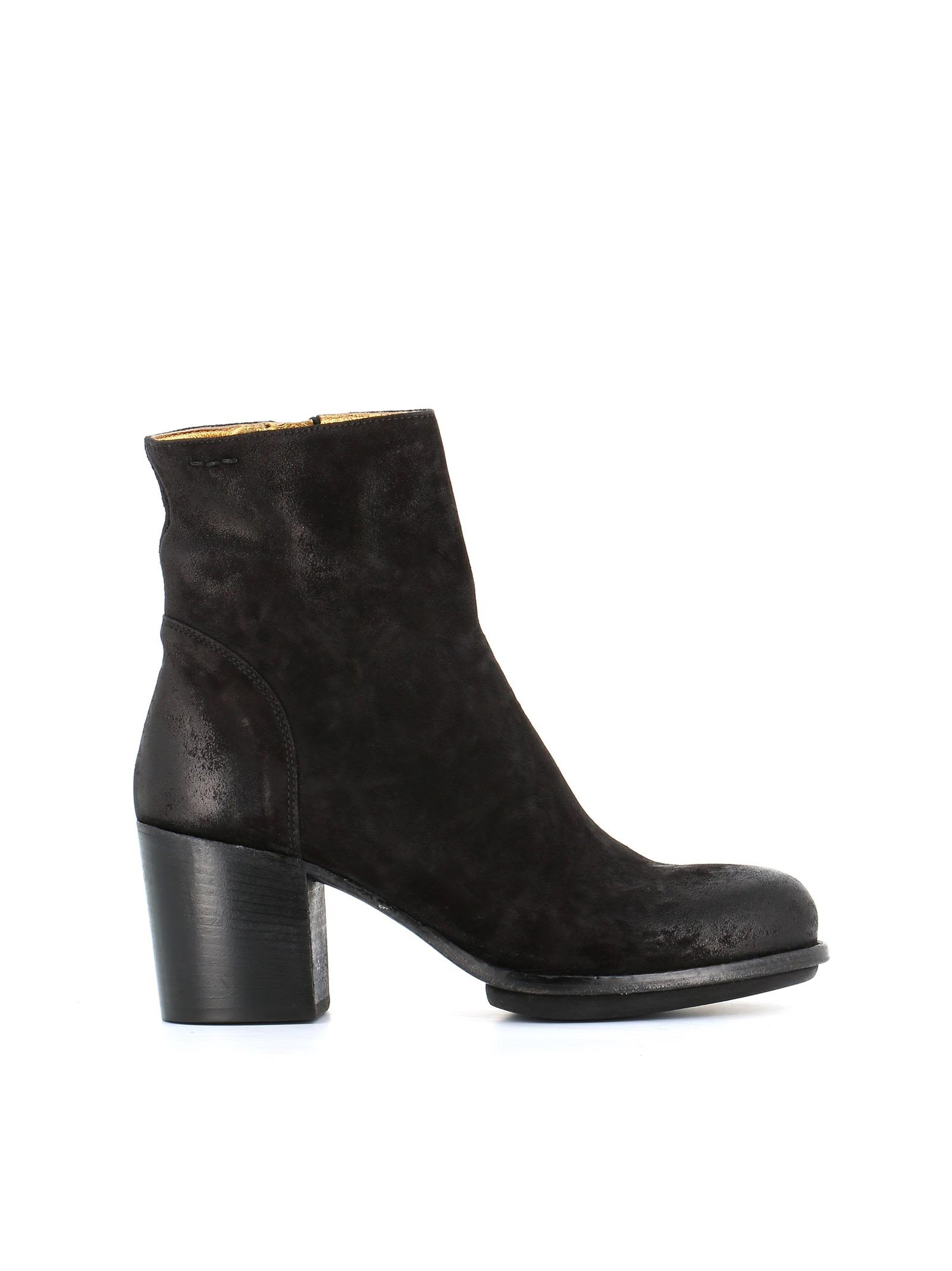 """ALEXANDER HOTTO Ankle Boot """"54644X"""" in Black"""