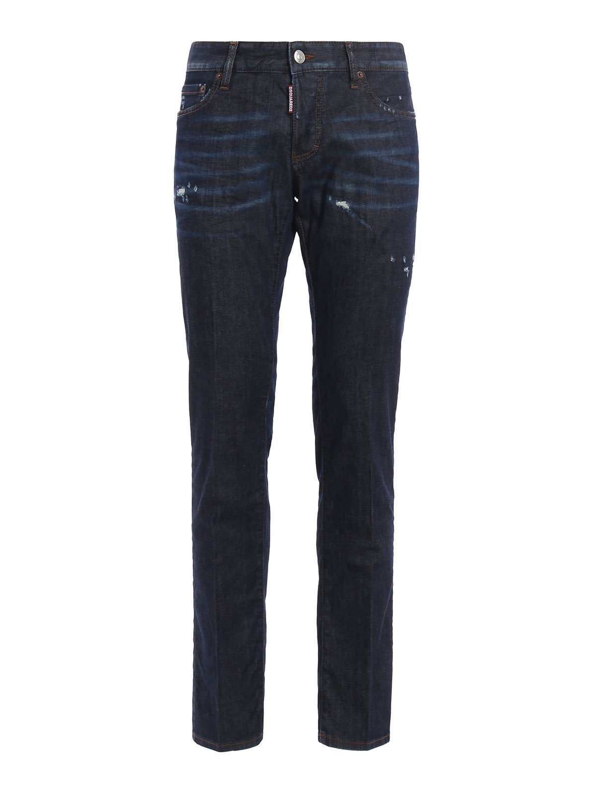 Dsquared2 Distressed Slim Jeans 7845652