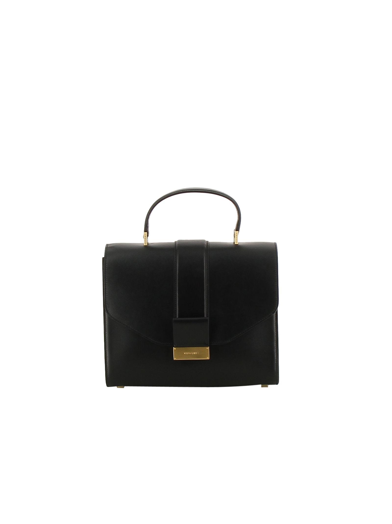 Angie medium tote bag - Black Visone gcRqVicb