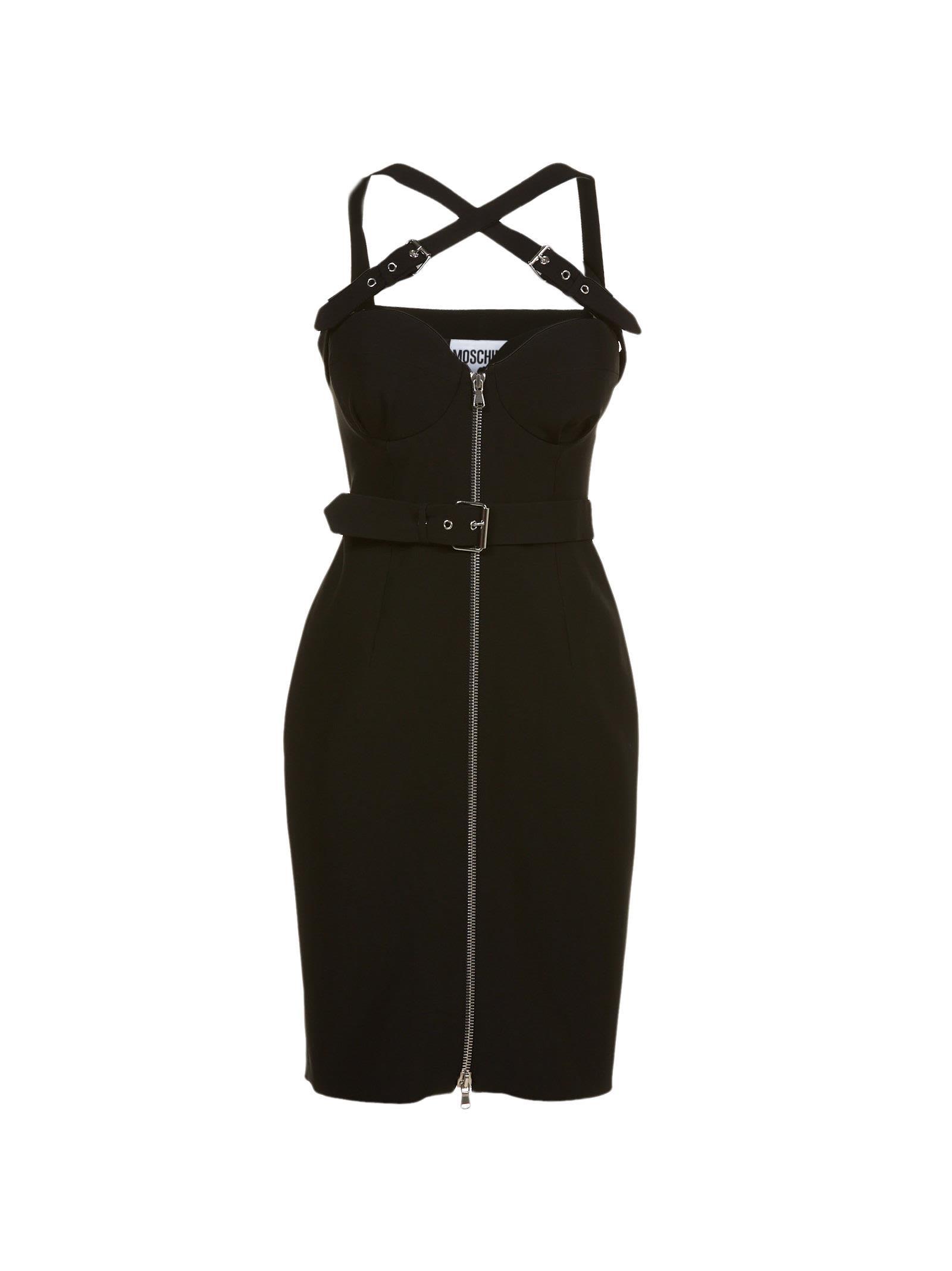 Moschino Criss Cross Dress 10577629