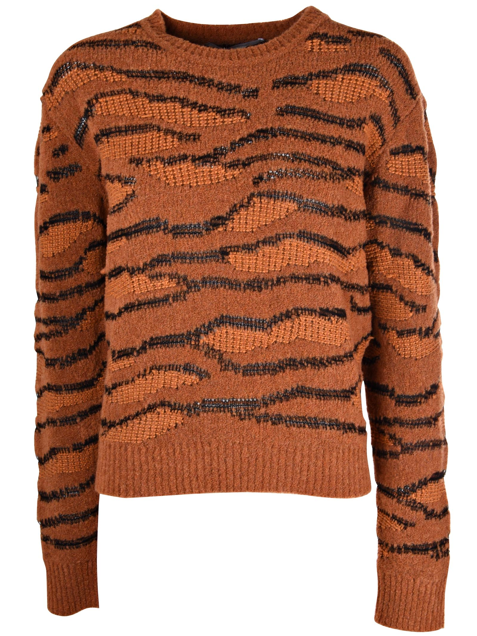 STELLA MCCARTNEY ROUNDNECK SWEATER