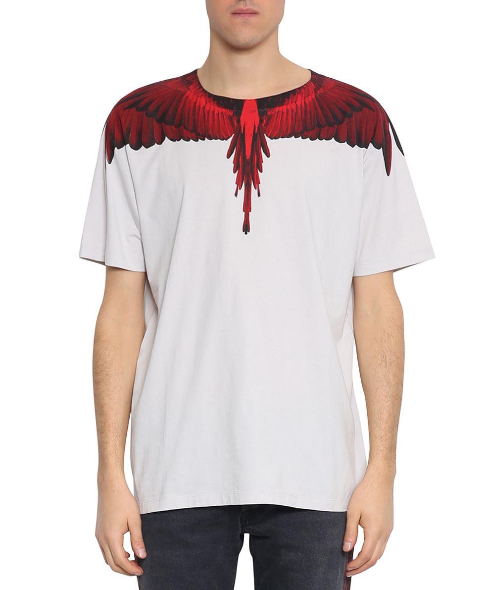 Marcelo Burlon Wings Cotton T-shirt