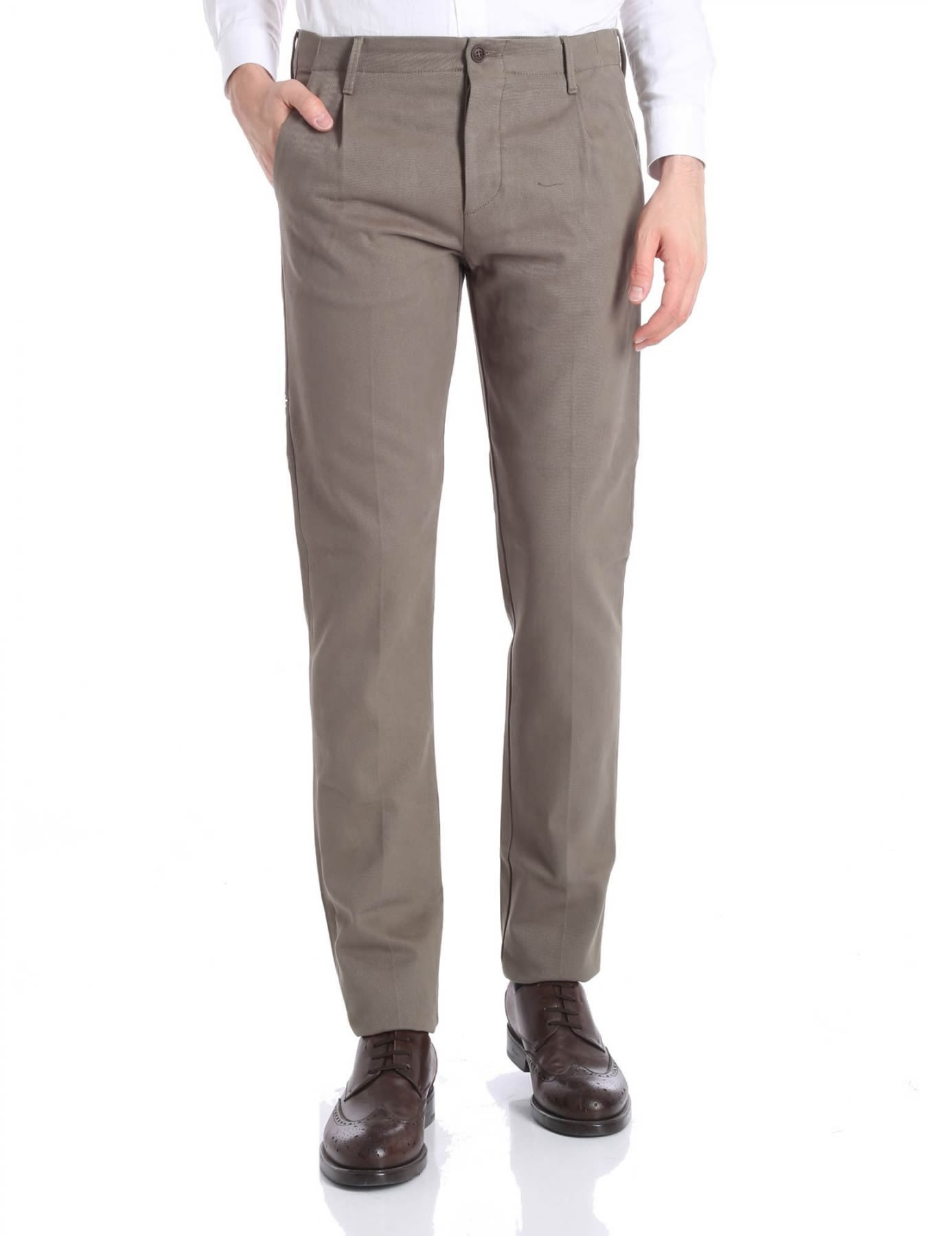 FORTELA TROUSERS COTTON