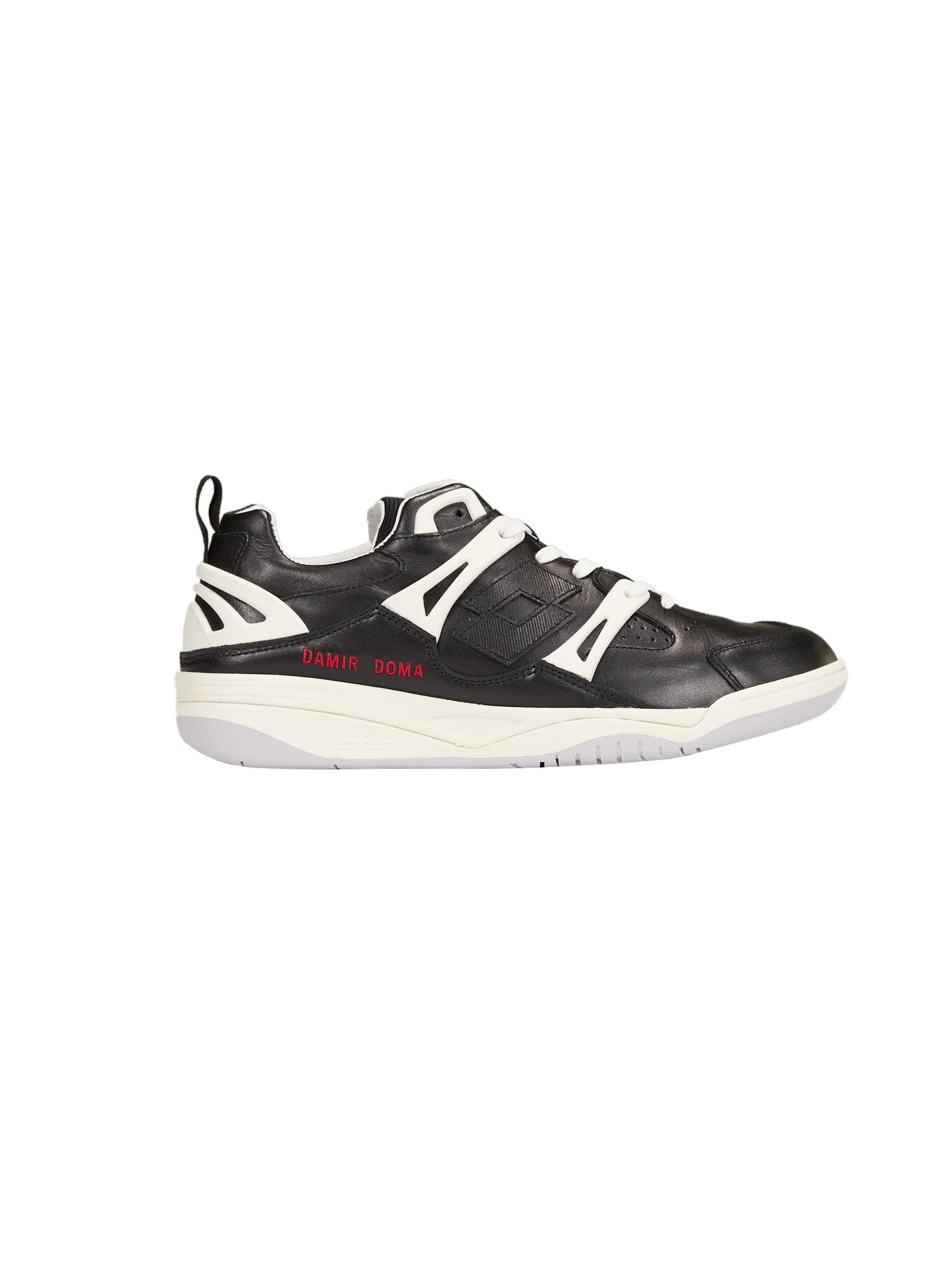 DAMIR DOMA Panelled sneakers QkH1o