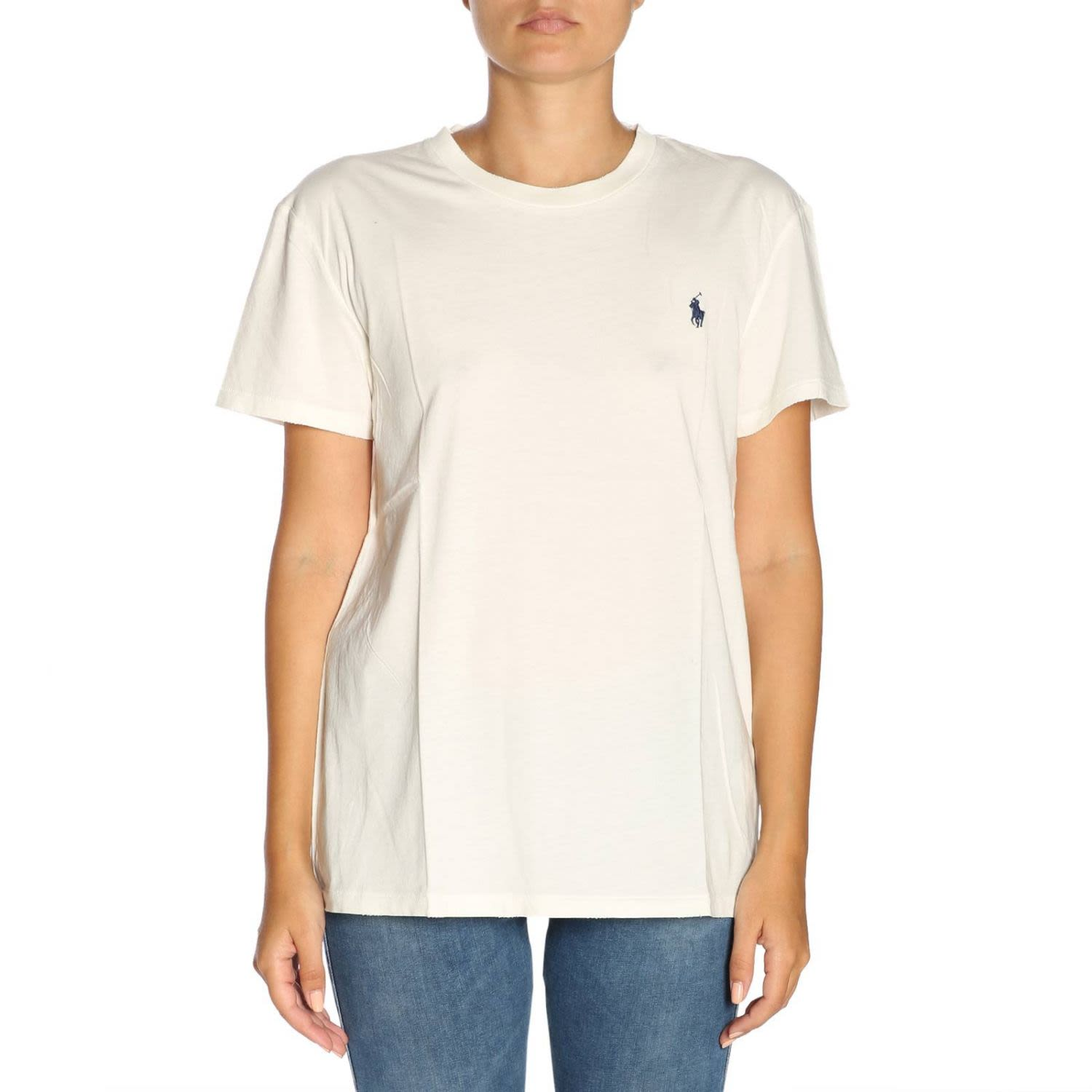 T-SHIRT T-SHIRT WOMEN POLO RALPH LAUREN