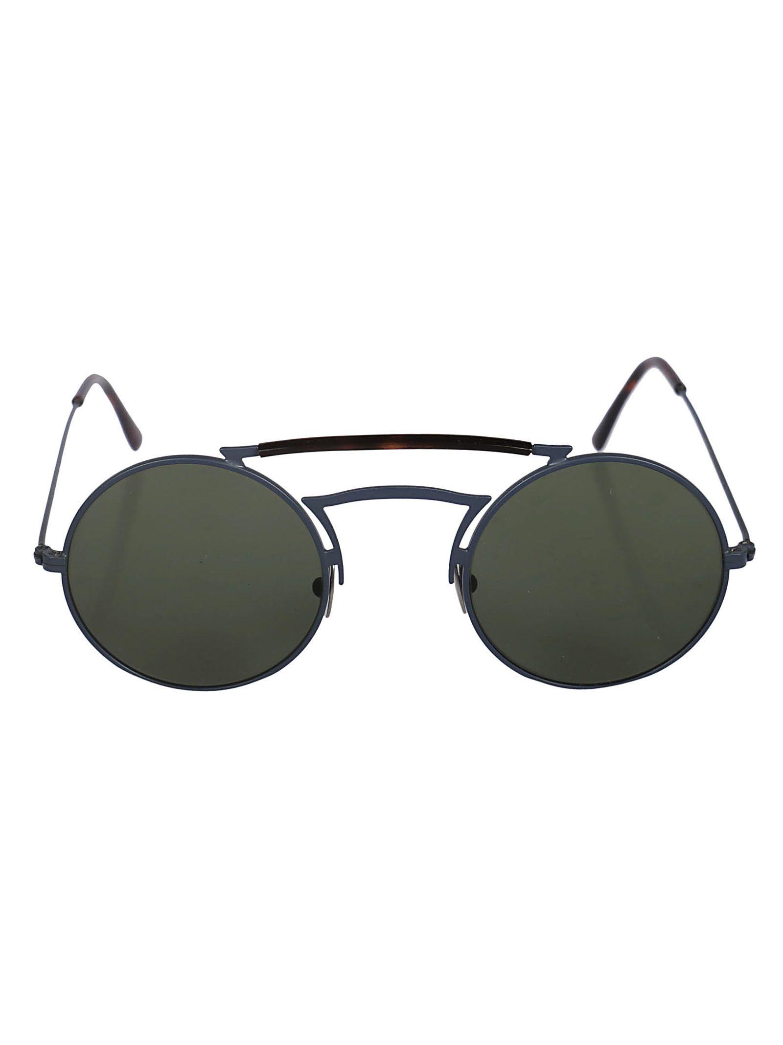 L.G.R Lgr Scarab Sunglasses in Blue Matt