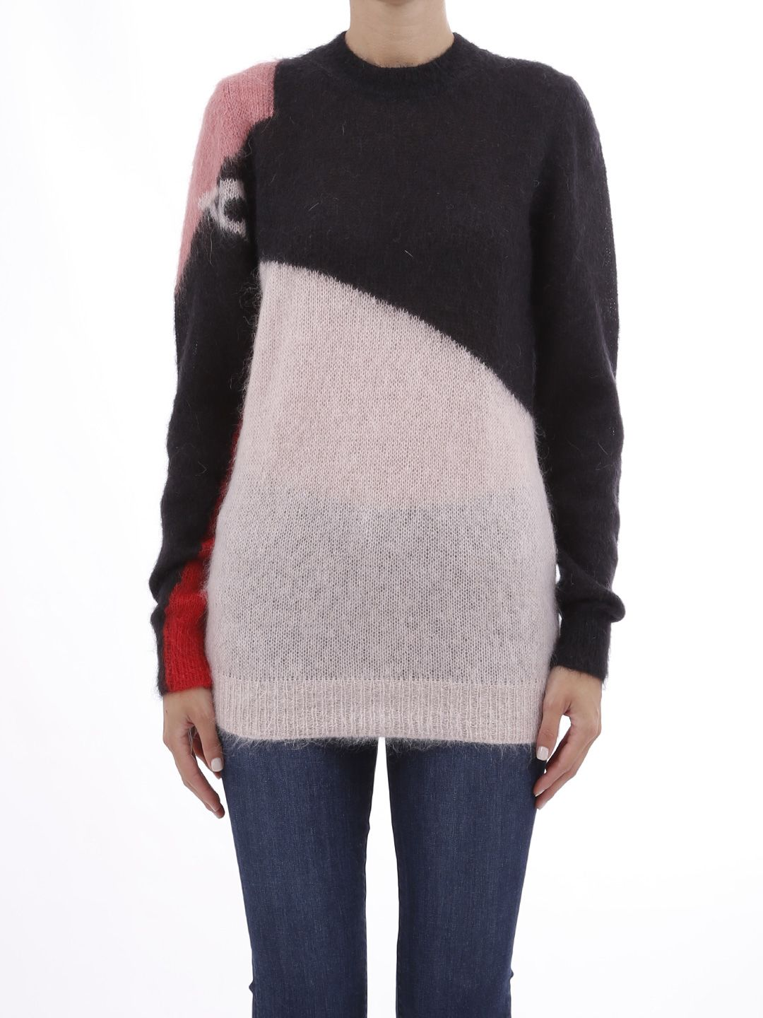 Alyx SWEATER WITH GEOMETRIC COLORS