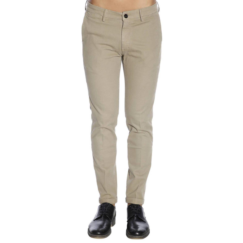 RE-HASH Re-Hash Pants Pants Men Re-Hash in Mastic