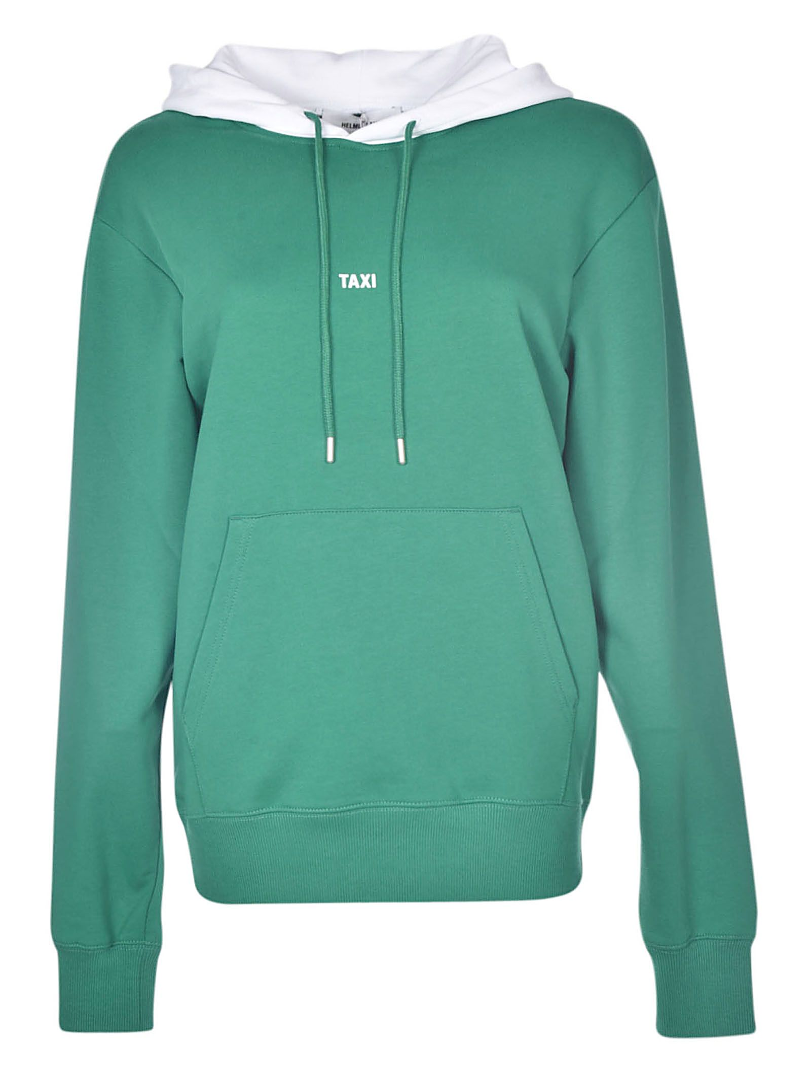 Taxi Campaign Tokyo Hoodie, Green