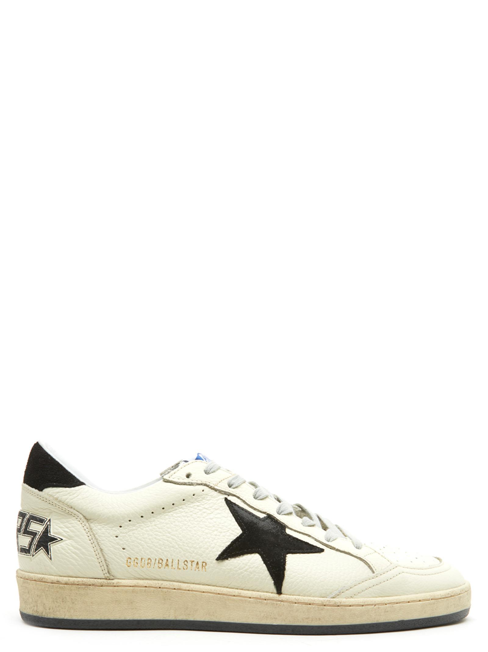 Goose In 'ball Golden Shoes Modesens Star' White ZOnn6qgx