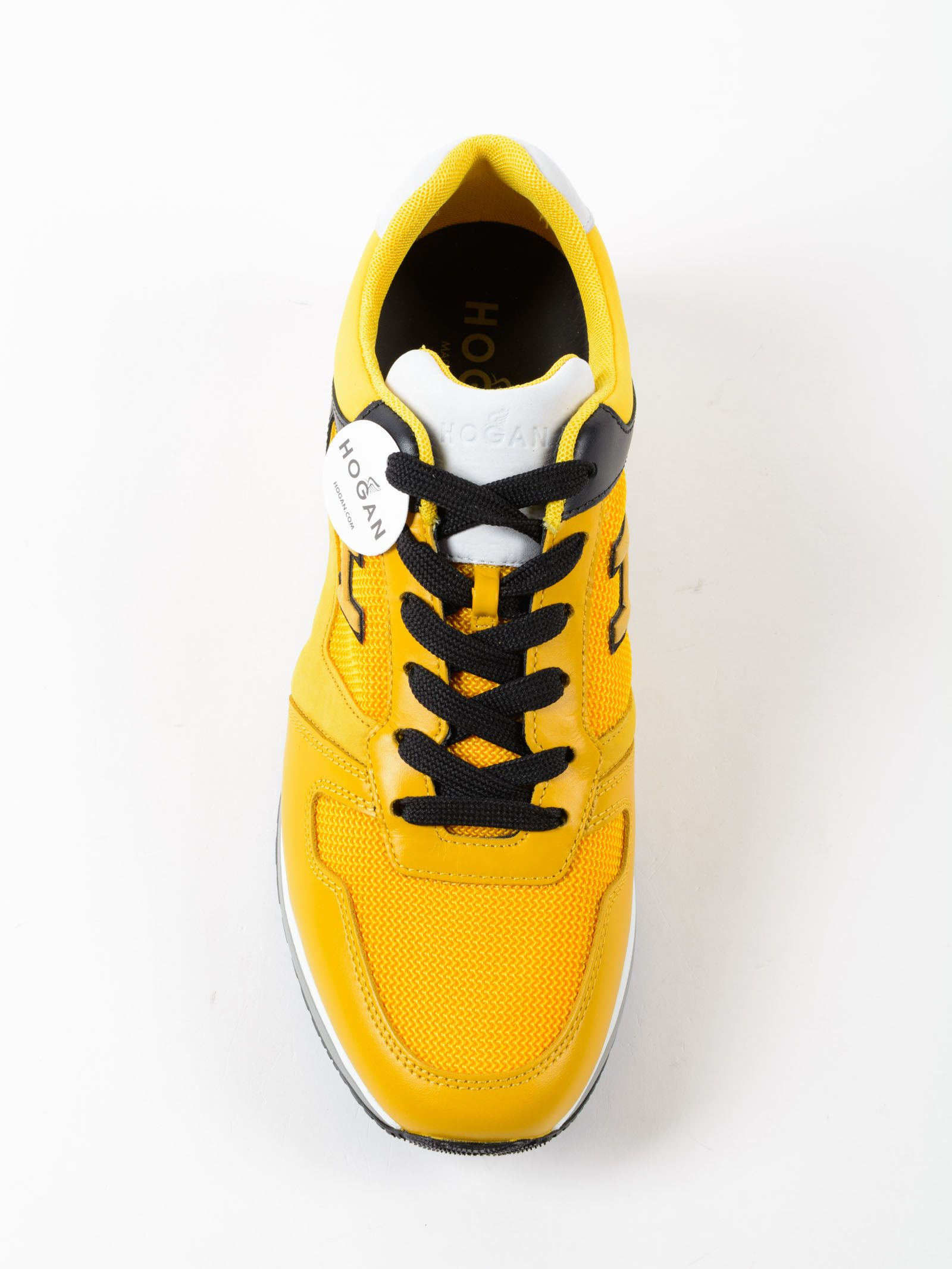 H321 sneakers - Yellow & Orange Hogan tVI3lRZ6v