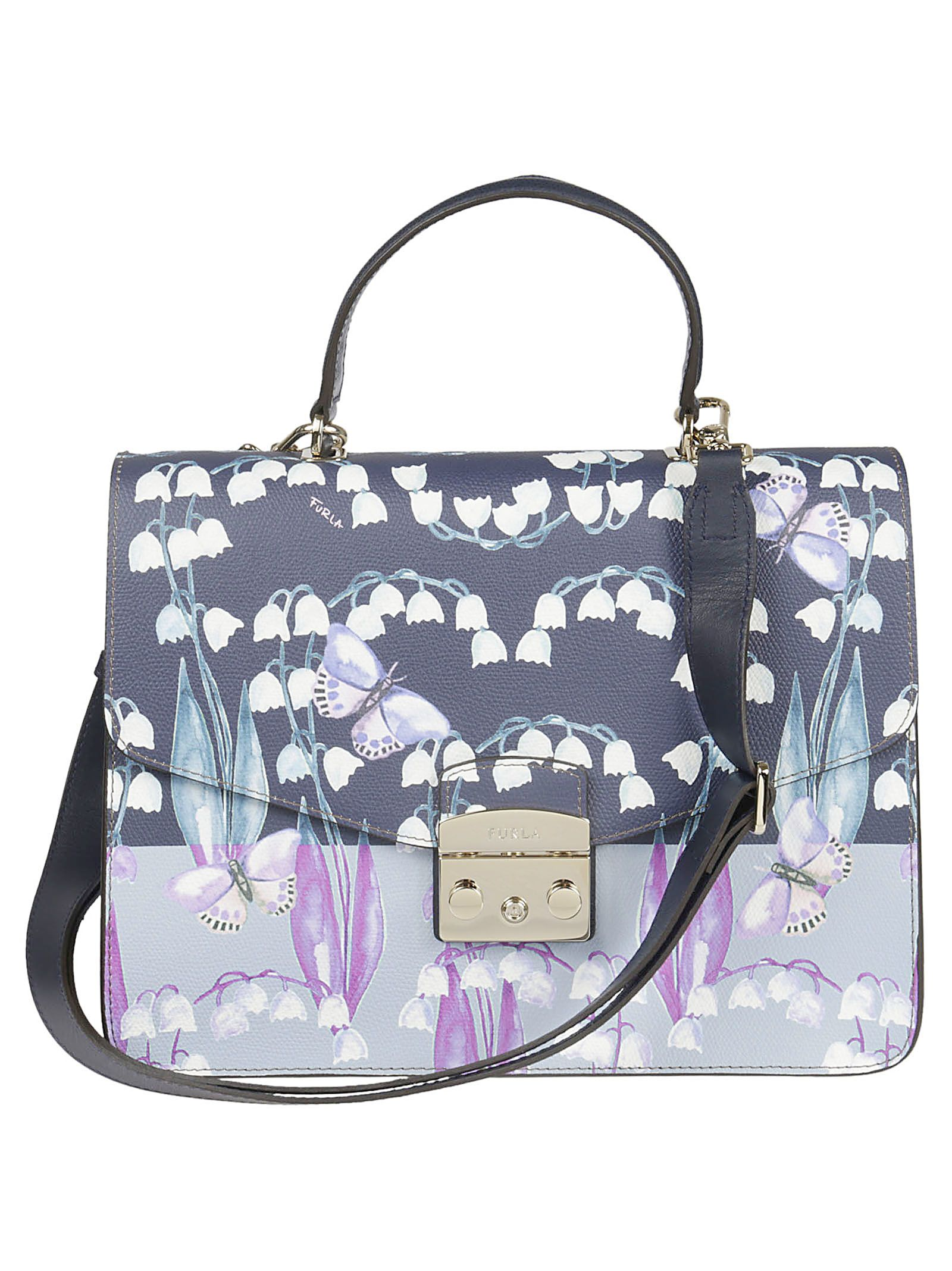 Furla Butterfly Metropolis Shoulder Bag