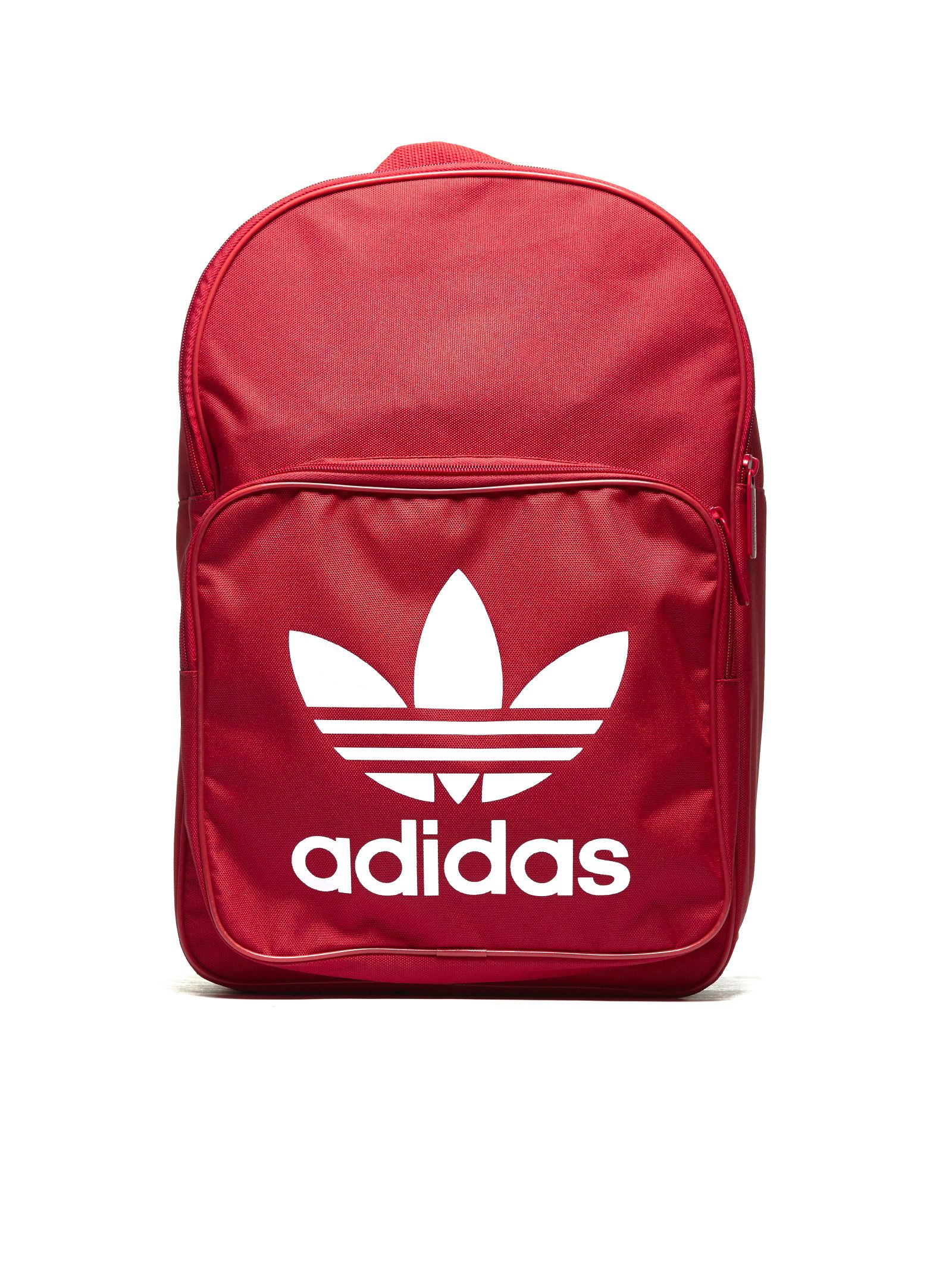012ba6cb32 Adidas Originals Classic Trefoil Backpack In Rosso