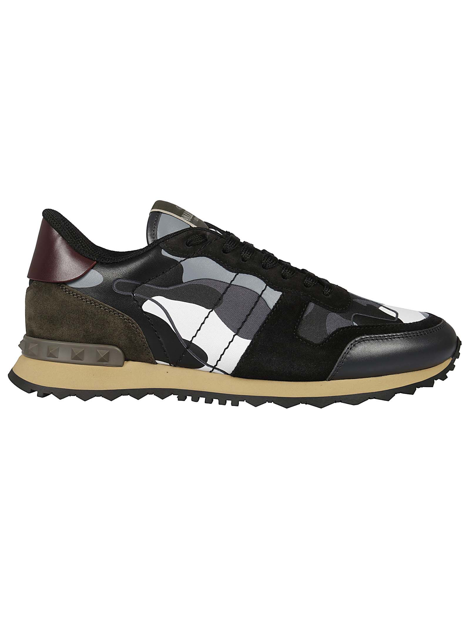 Valentino Rockrunner Sneakers 10654489