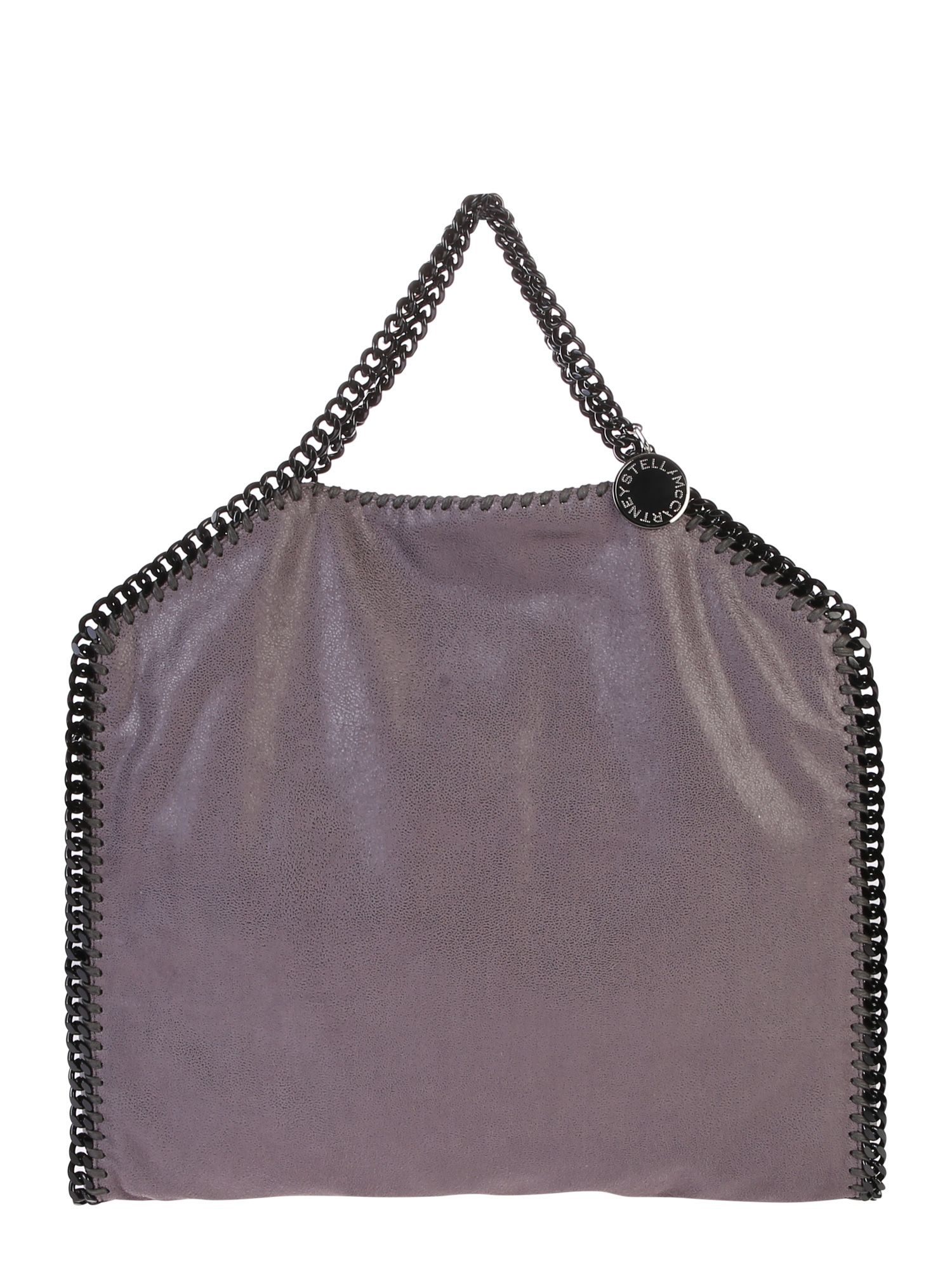 GREY FALABELLA TOTE BAG